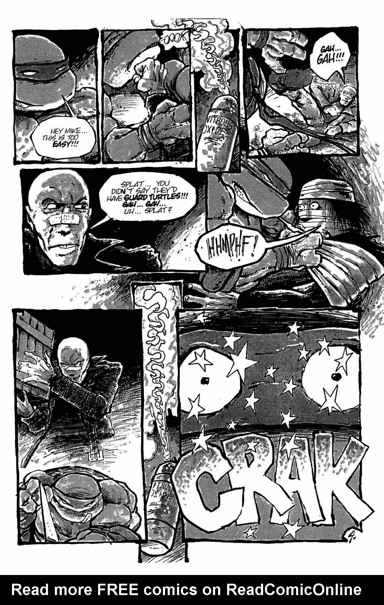 Read online Shell Shock comic -  Issue # Full - 217