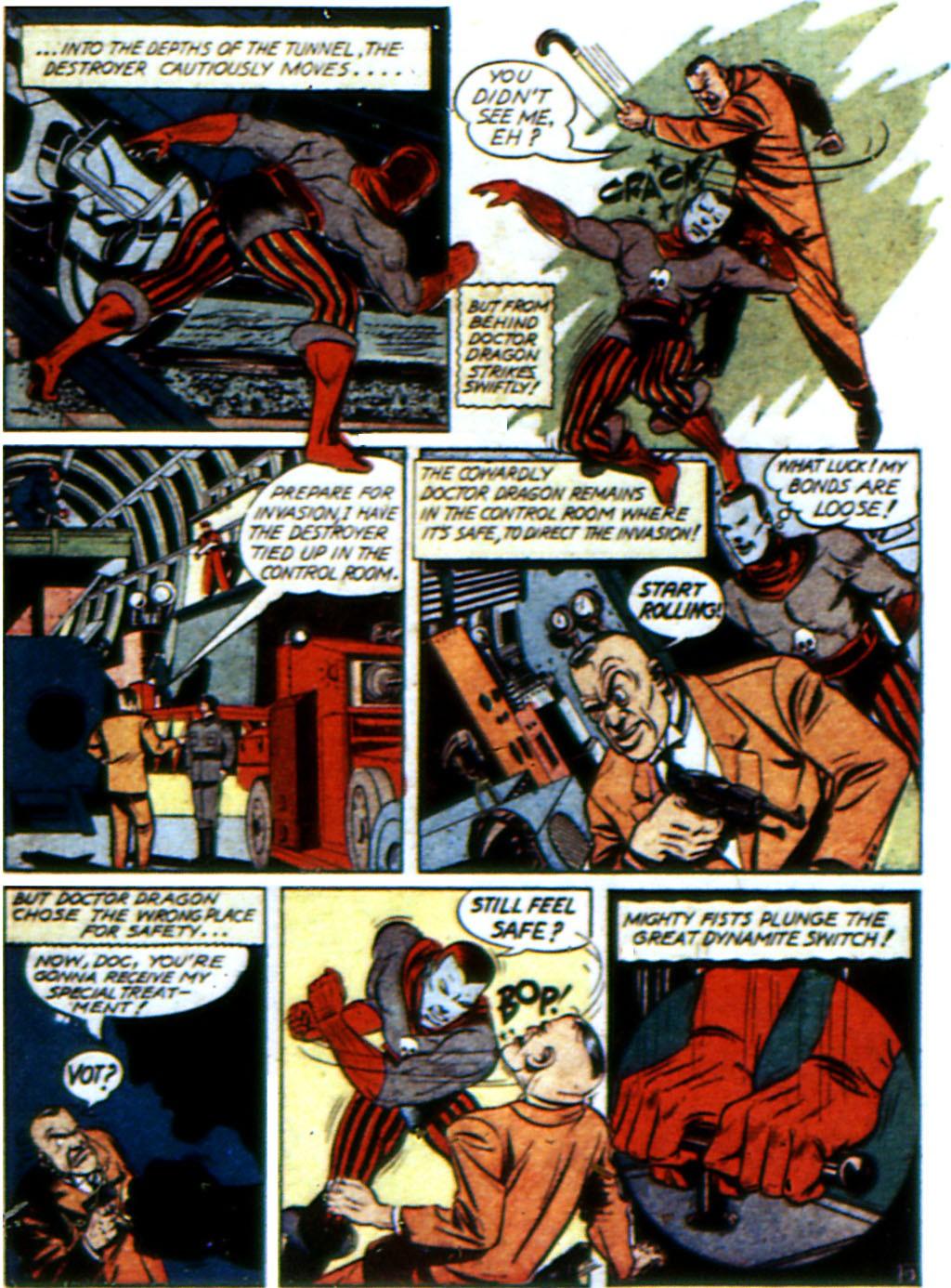 Read online All-Winners Comics comic -  Issue #3 - 64