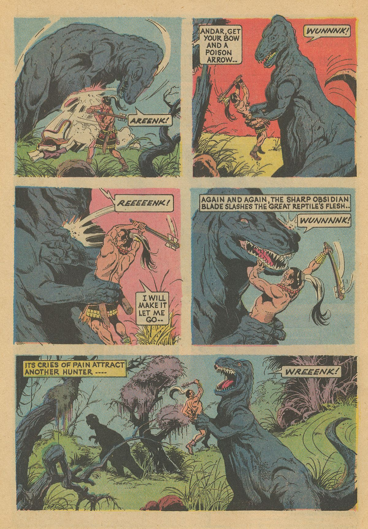 Read online Turok, Son of Stone comic -  Issue #86 - 4