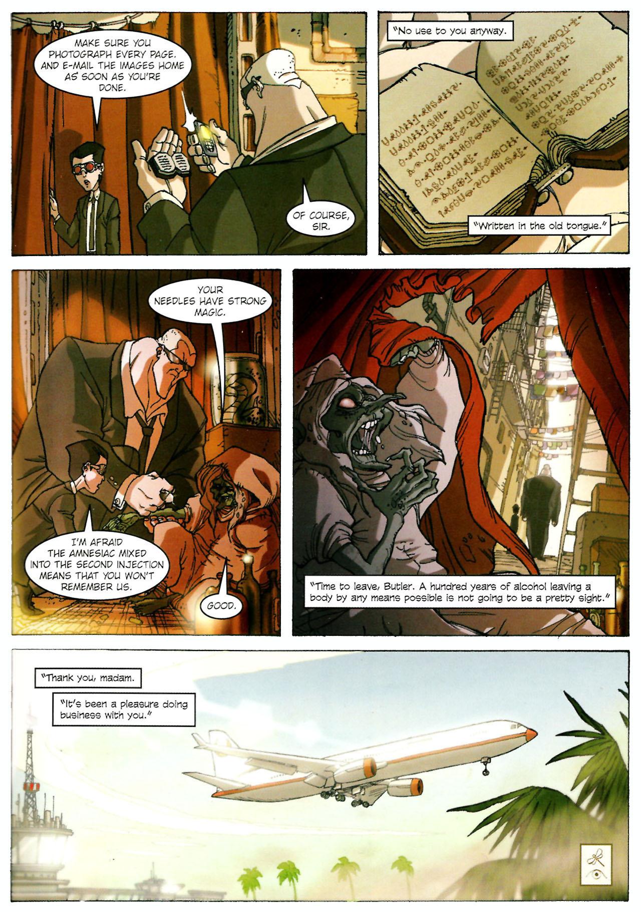 Read online Artemis Fowl: The Graphic Novel comic -  Issue #Artemis Fowl: The Graphic Novel Full - 10