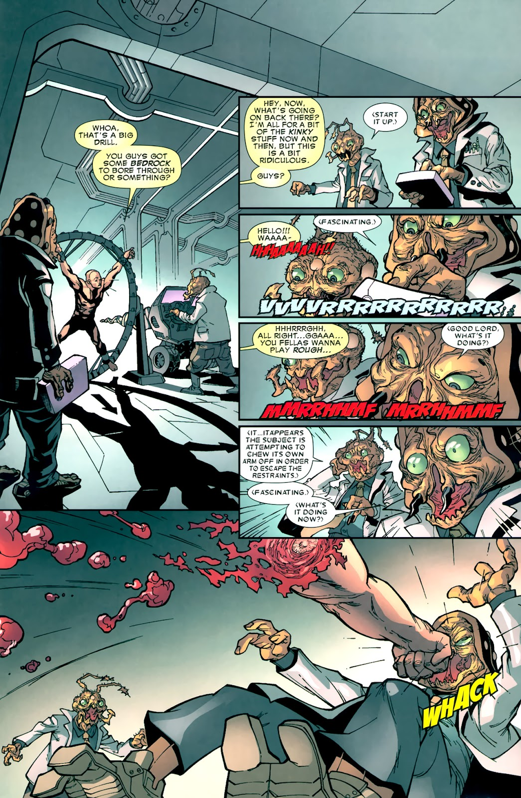 Read online Deadpool (2008) comic -  Issue #900 - 10