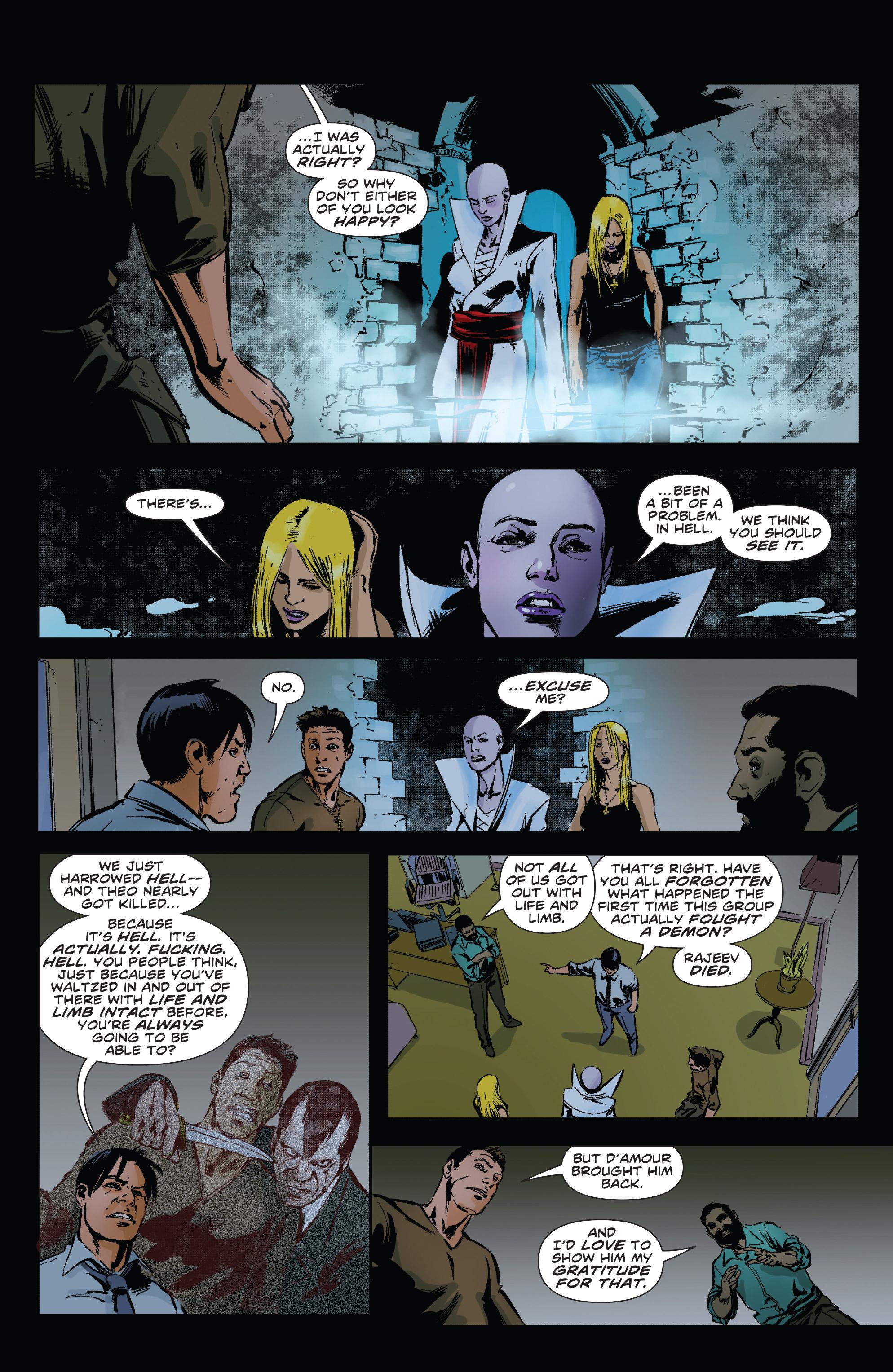 Read online Clive Barker's Hellraiser: The Dark Watch comic -  Issue # TPB 3 - 41