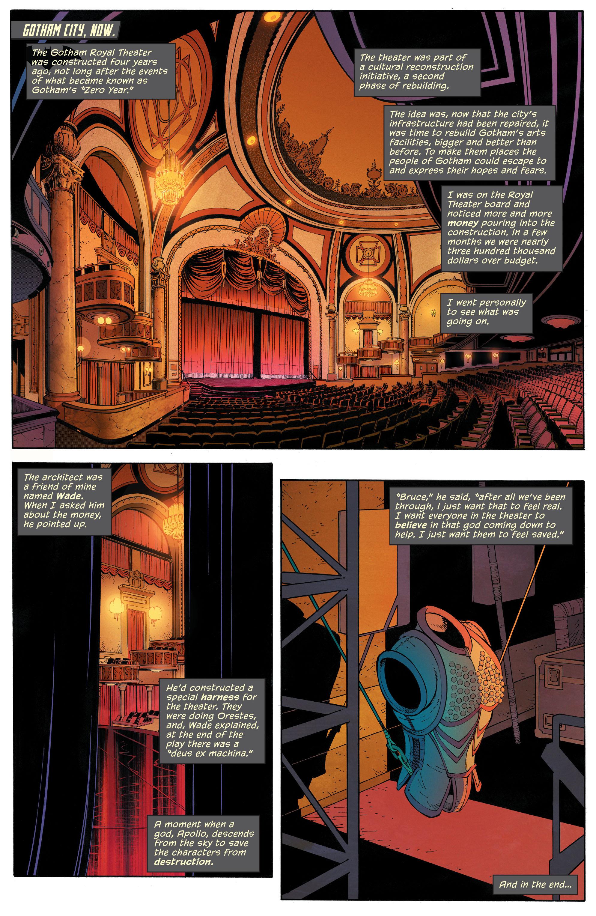 Read online Batman (2011) comic -  Issue # _TPB 7 - 7