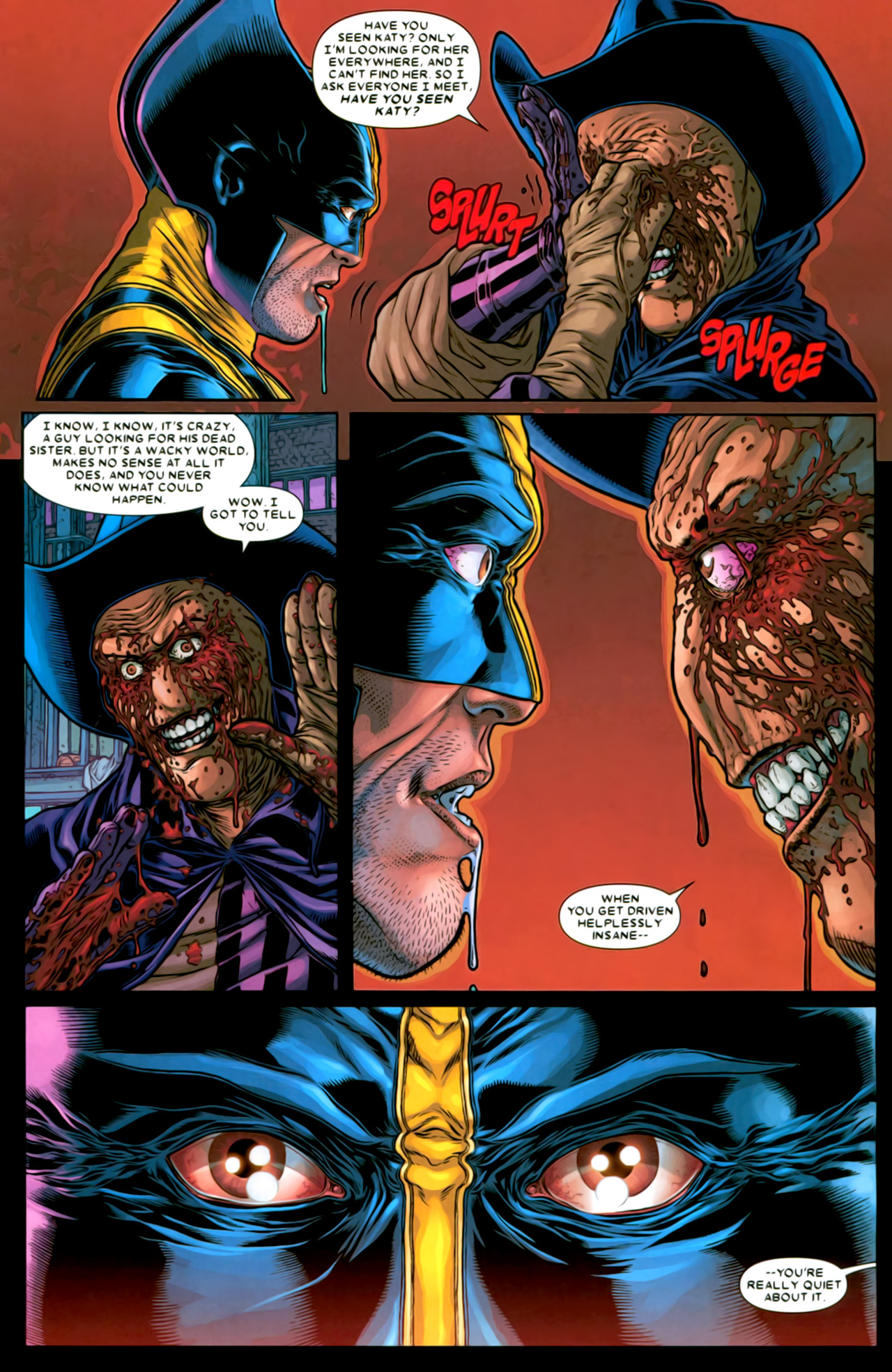 Read online Wolverine: The Best There Is comic -  Issue #2 - 13