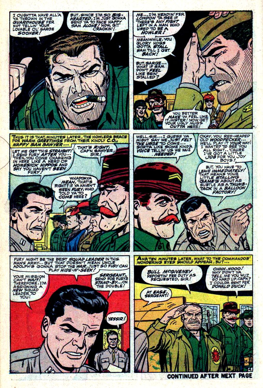Read online Sgt. Fury comic -  Issue #42 - 6