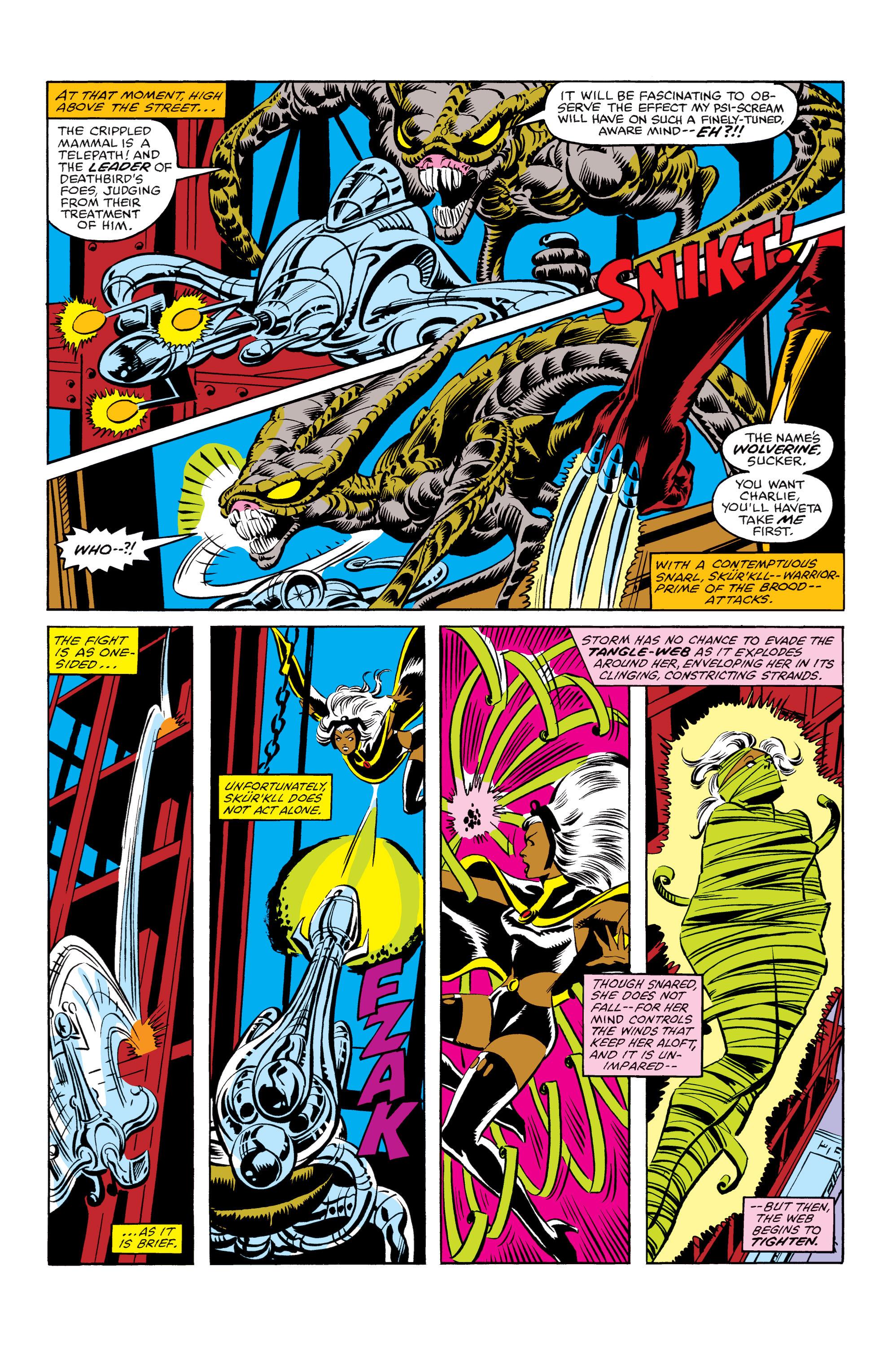 Read online Uncanny X-Men (1963) comic -  Issue #155 - 18