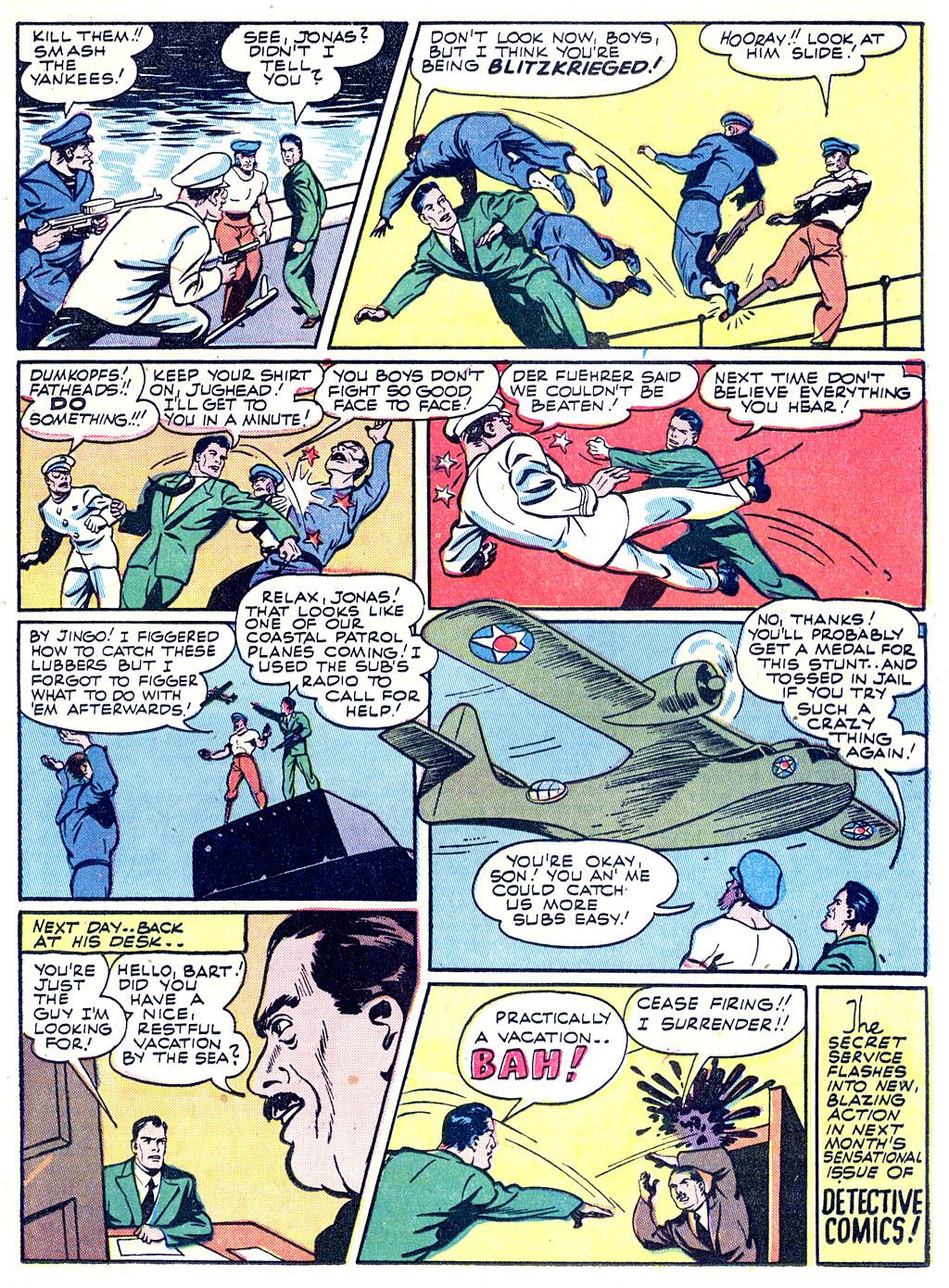 Read online Detective Comics (1937) comic -  Issue #68 - 47