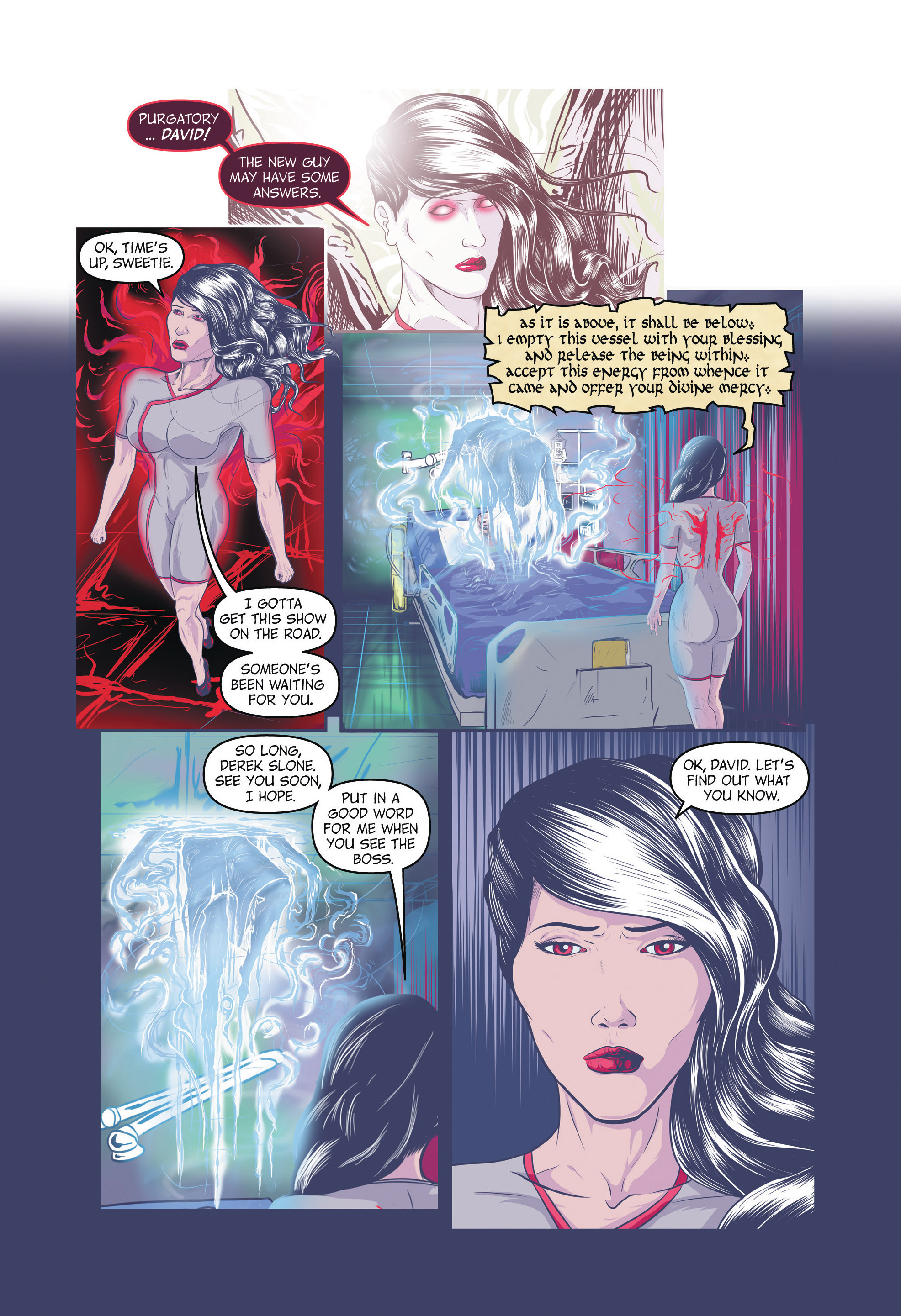 Read online Redemption Heights comic -  Issue # Full - 45