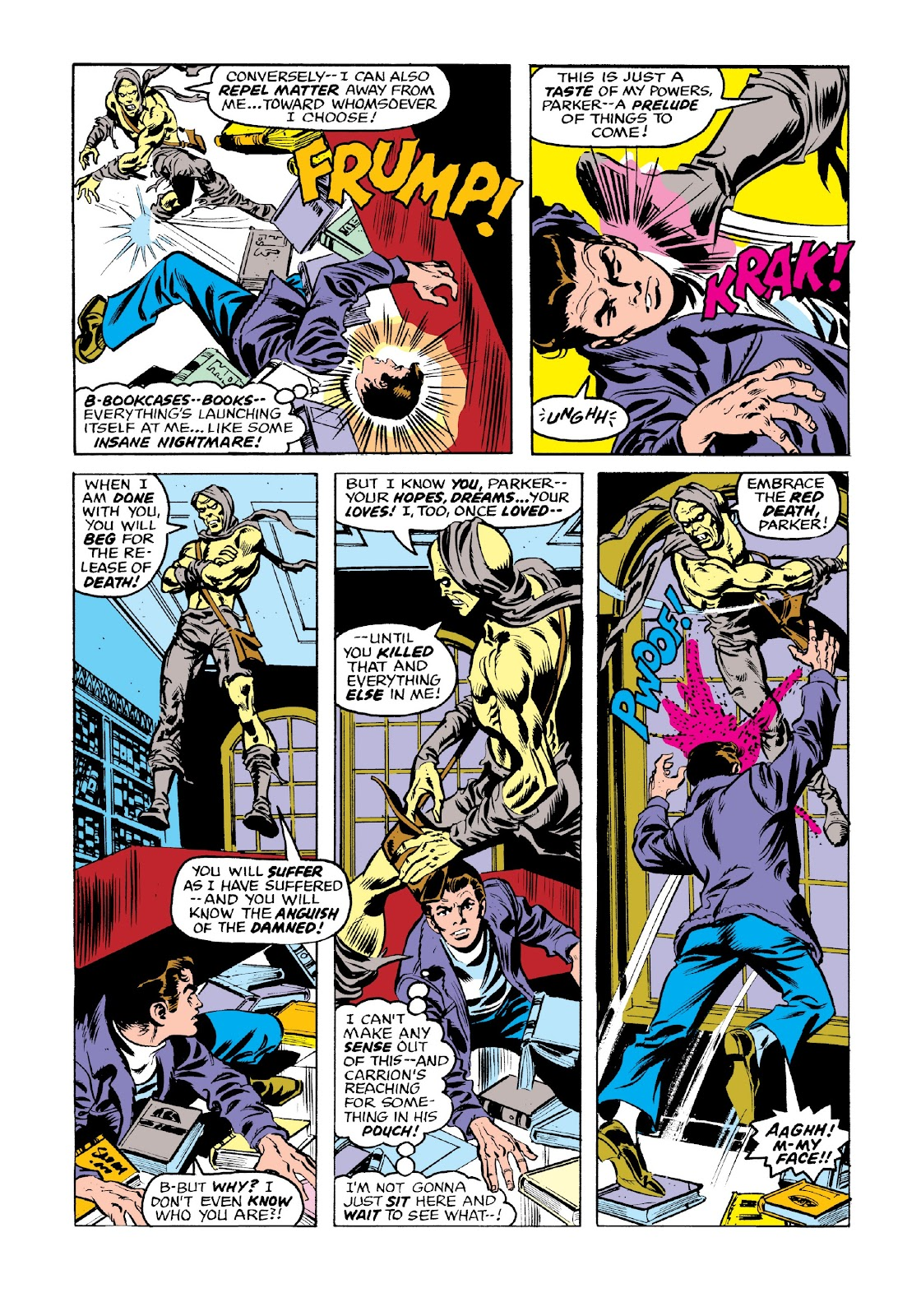 Read online Marvel Masterworks: The Spectacular Spider-Man comic -  Issue # TPB 2 (Part 3) - 49