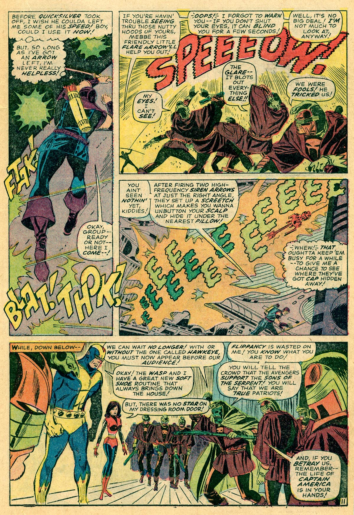 The Avengers (1963) 33 Page 11