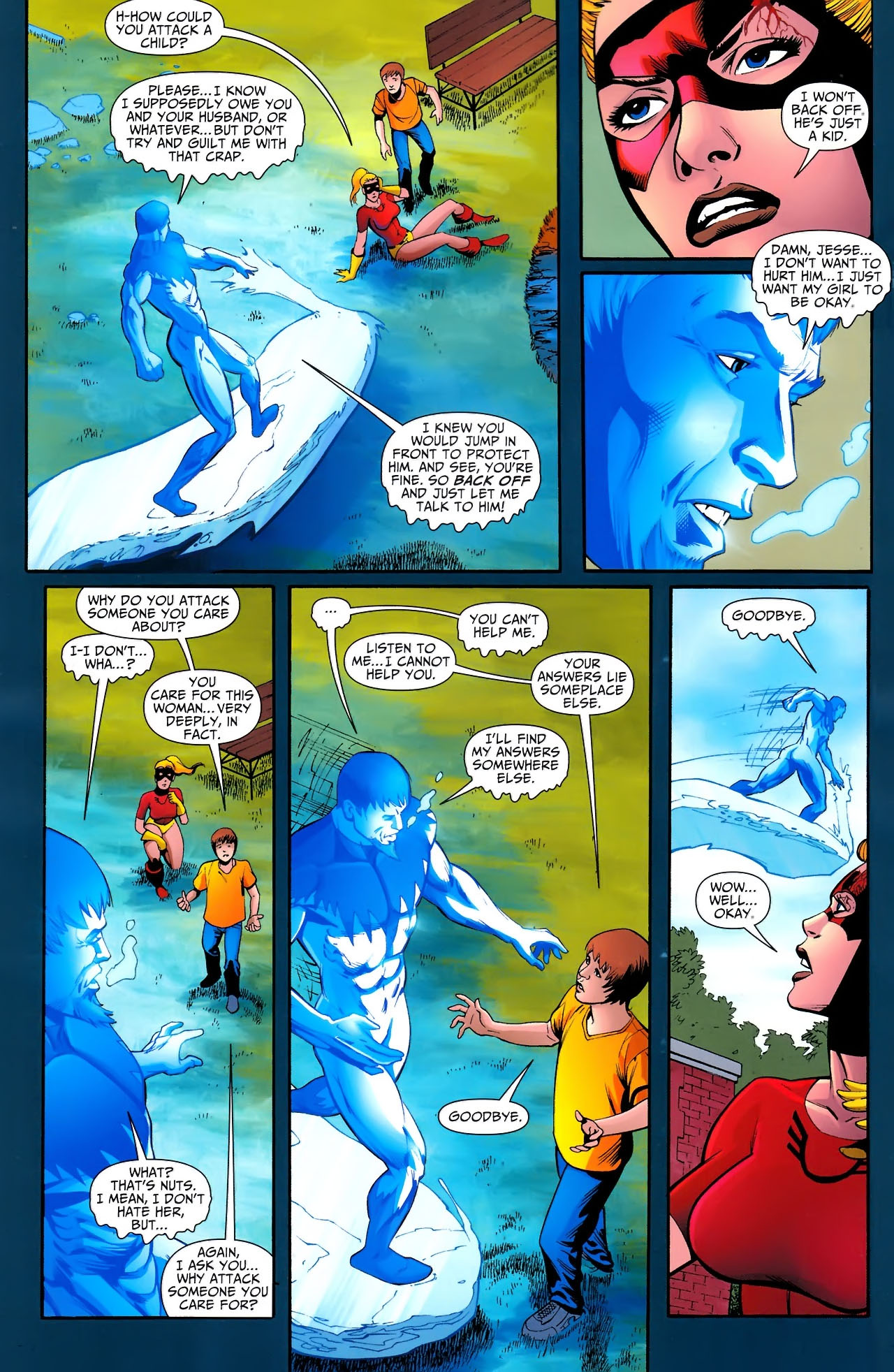 Read online JSA 80-Page Giant 2011 comic -  Issue # Full - 48