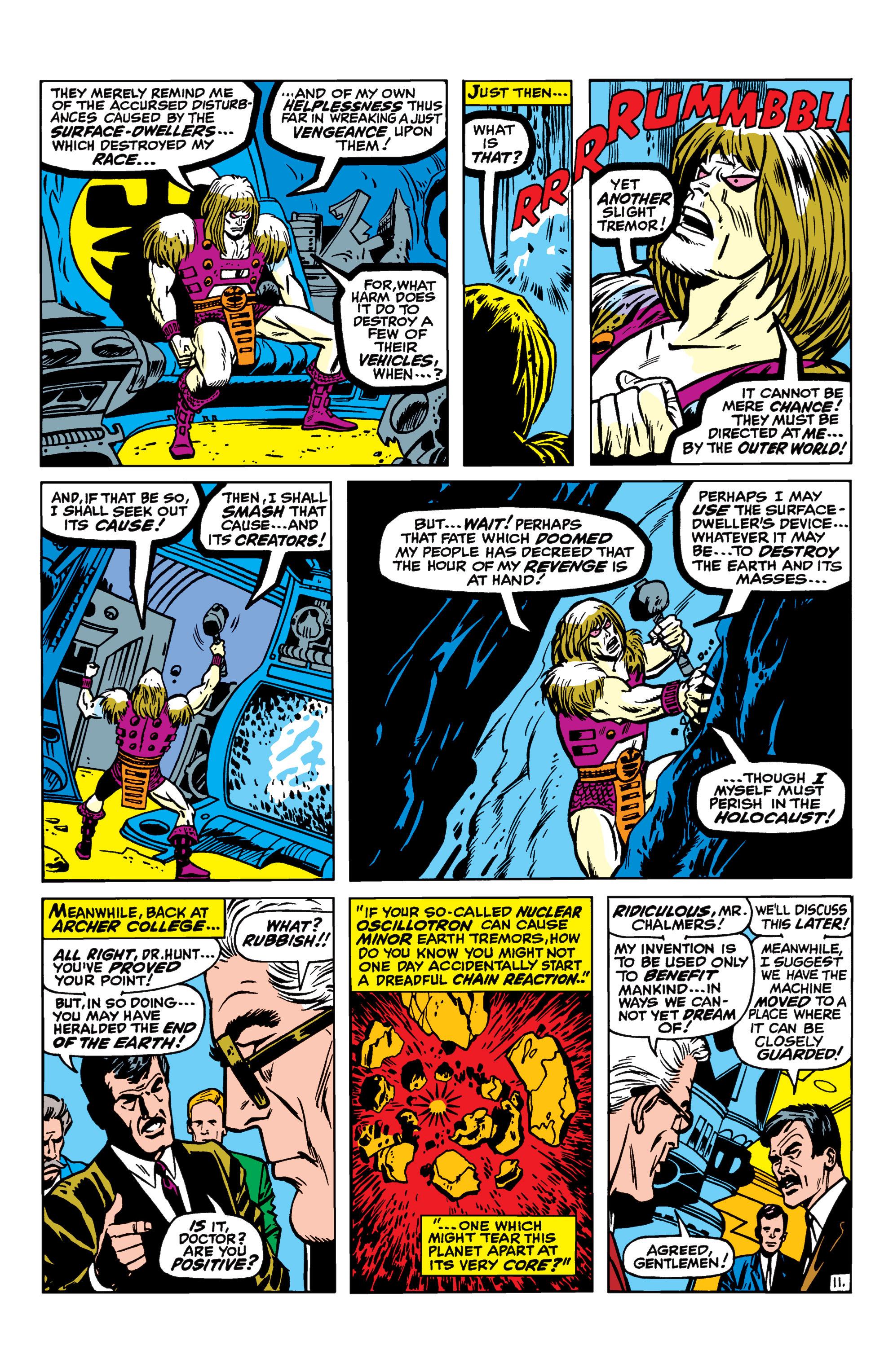 Read online Uncanny X-Men (1963) comic -  Issue #41 - 12