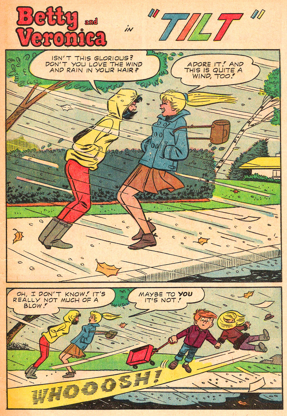 Read online Archie's Girls Betty and Veronica comic -  Issue #122 - 13