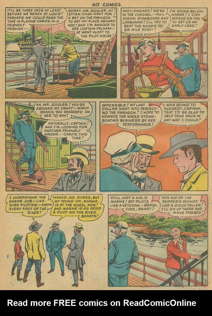 Read online Hit Comics comic -  Issue #61 - 5