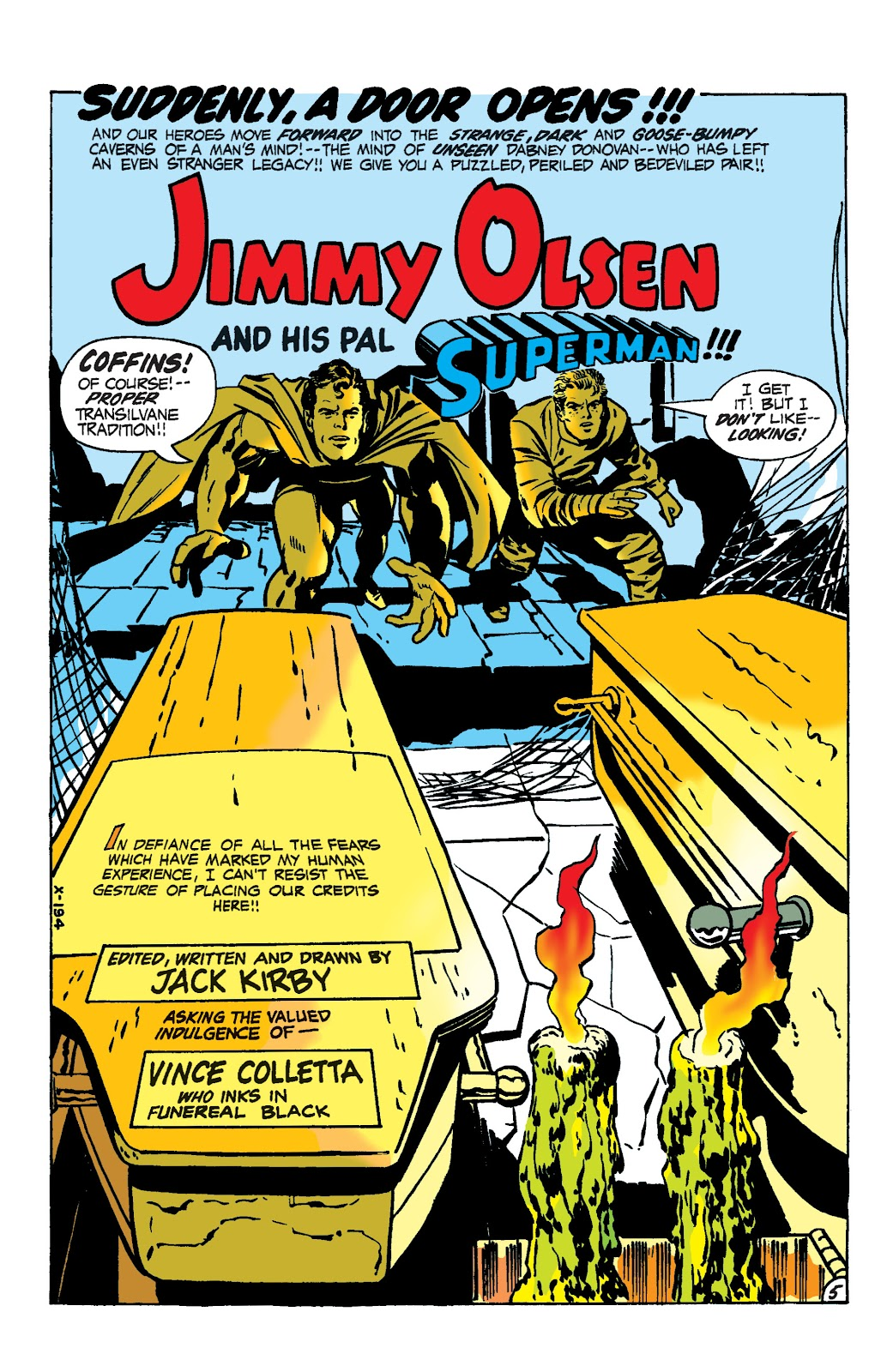 Read online Superman's Pal, Jimmy Olsen by Jack Kirby comic -  Issue # TPB (Part 3) - 19