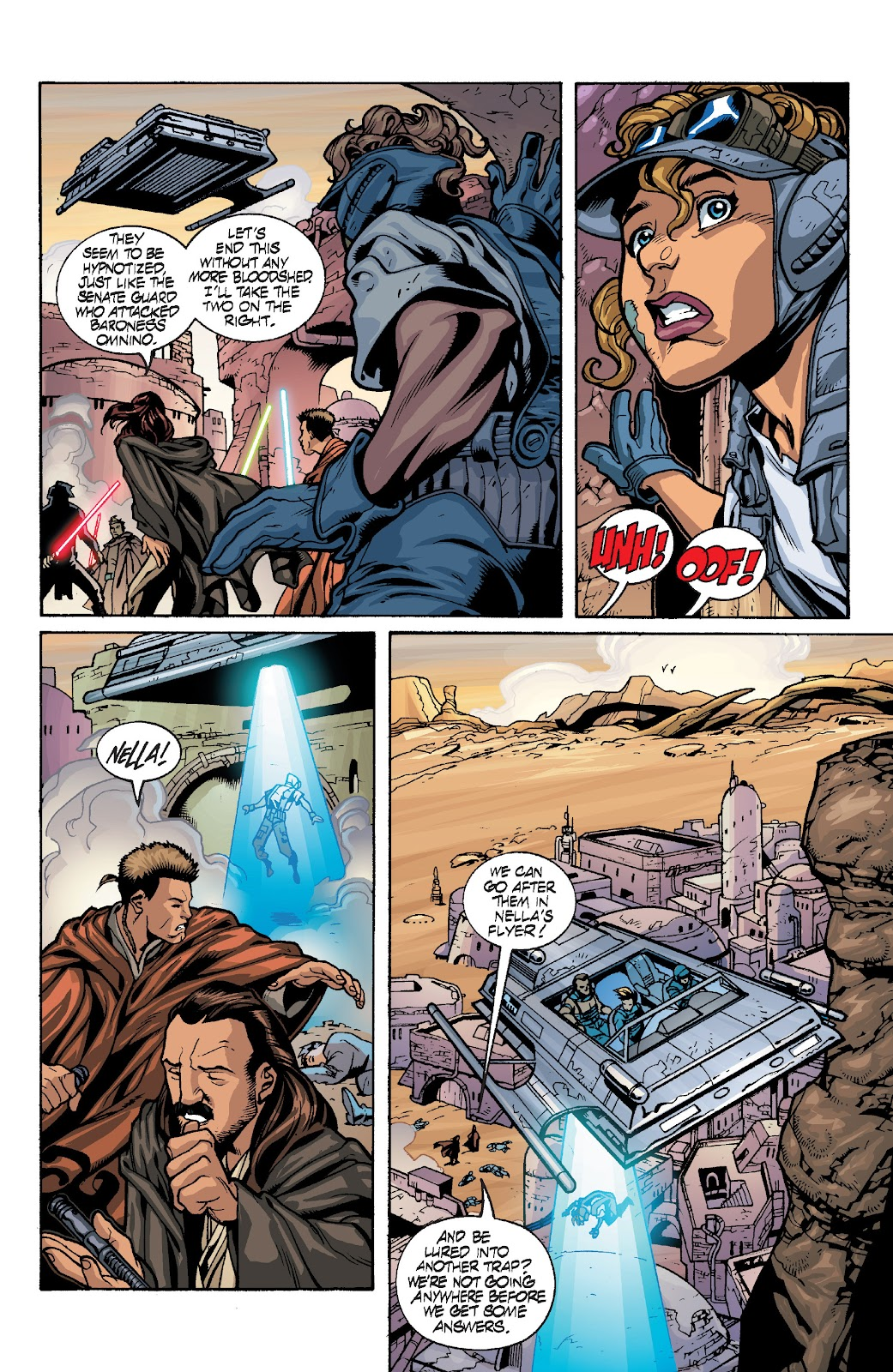 Read online Star Wars Legends: Rise of the Sith - Epic Collection comic -  Issue # TPB 1 (Part 4) - 14