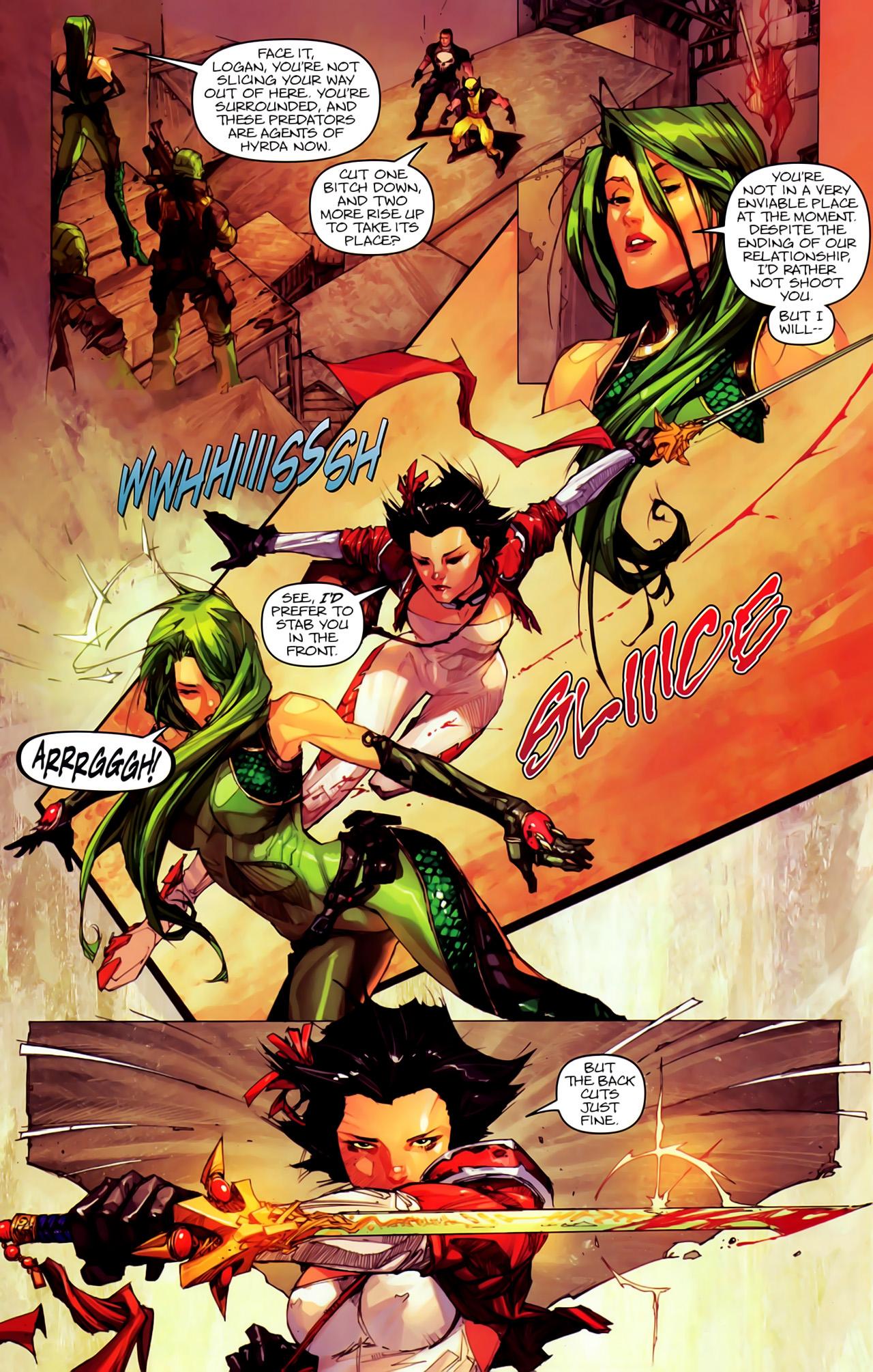 Read online Astonishing Tales (2009) comic -  Issue #6 - 3