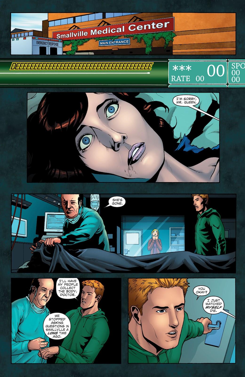 Read online Smallville Season 11 [II] comic -  Issue # TPB 1 - 129
