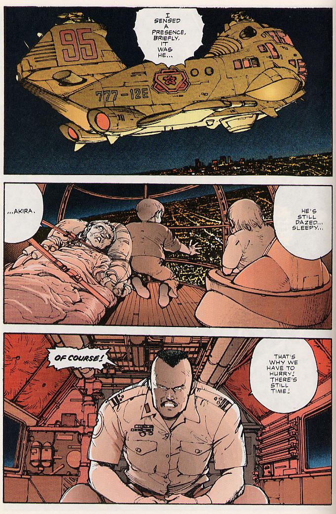 Read online Akira comic -  Issue #14 - 11
