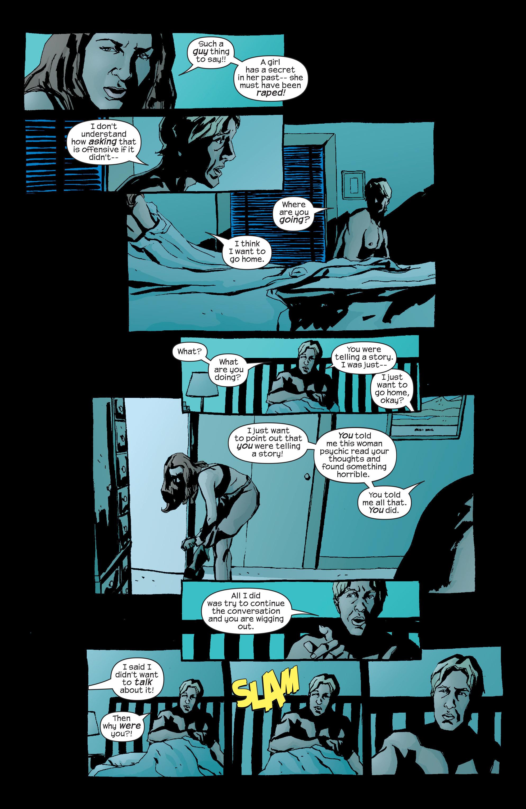 Read online Alias comic -  Issue #18 - 4