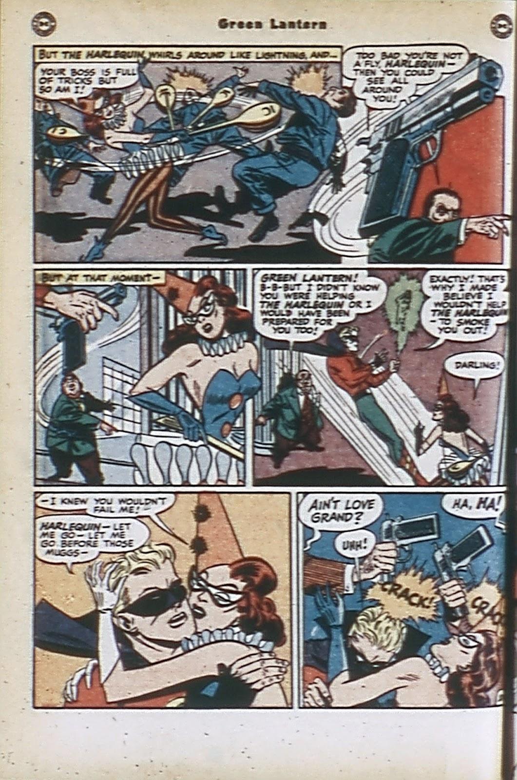 Green Lantern (1941) Issue #32 #32 - English 27