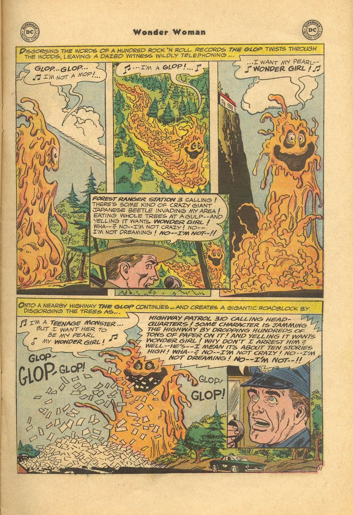 Read online Wonder Woman (1942) comic -  Issue #151 - 15