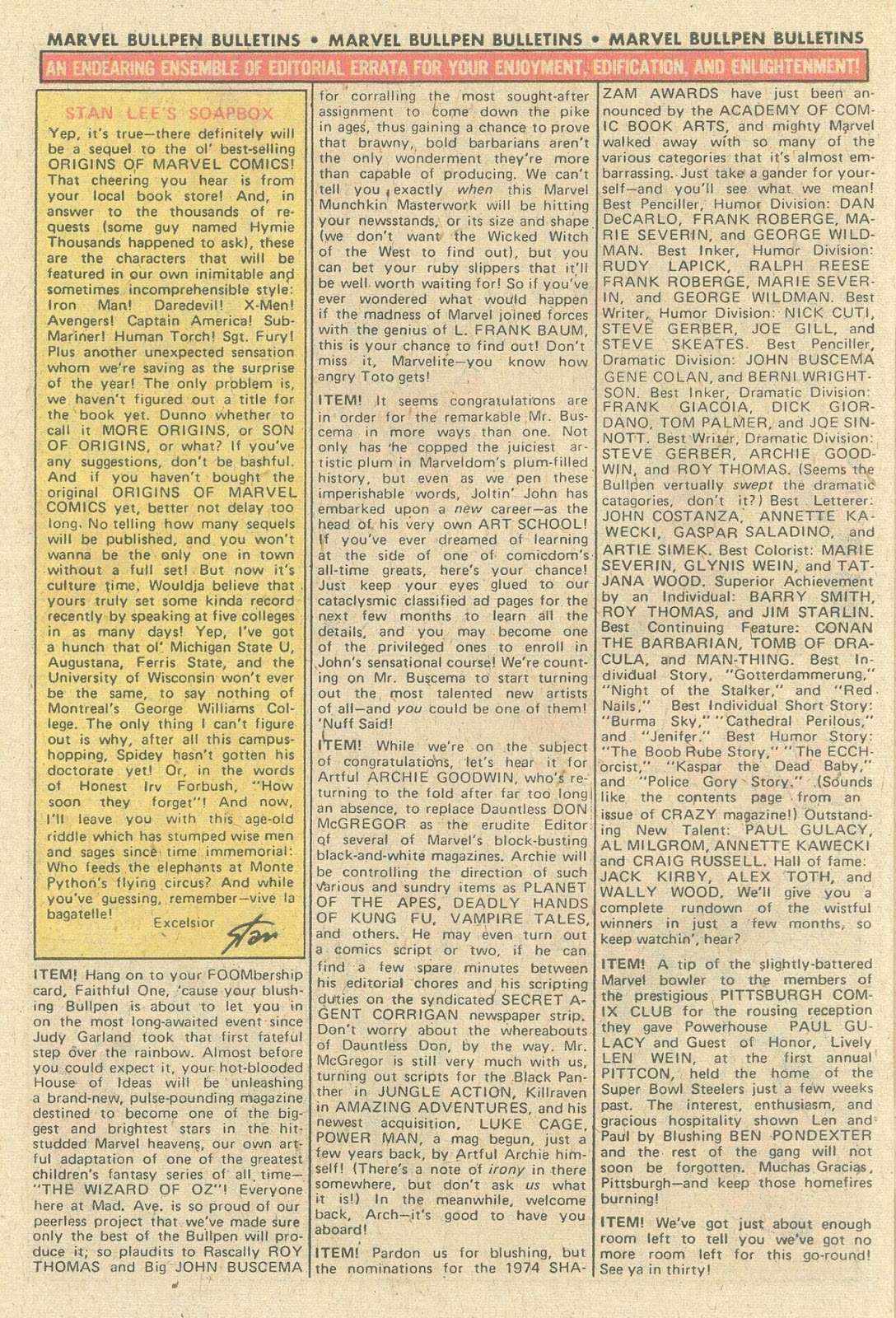 The Invaders (1975) issue 1 - Page 20