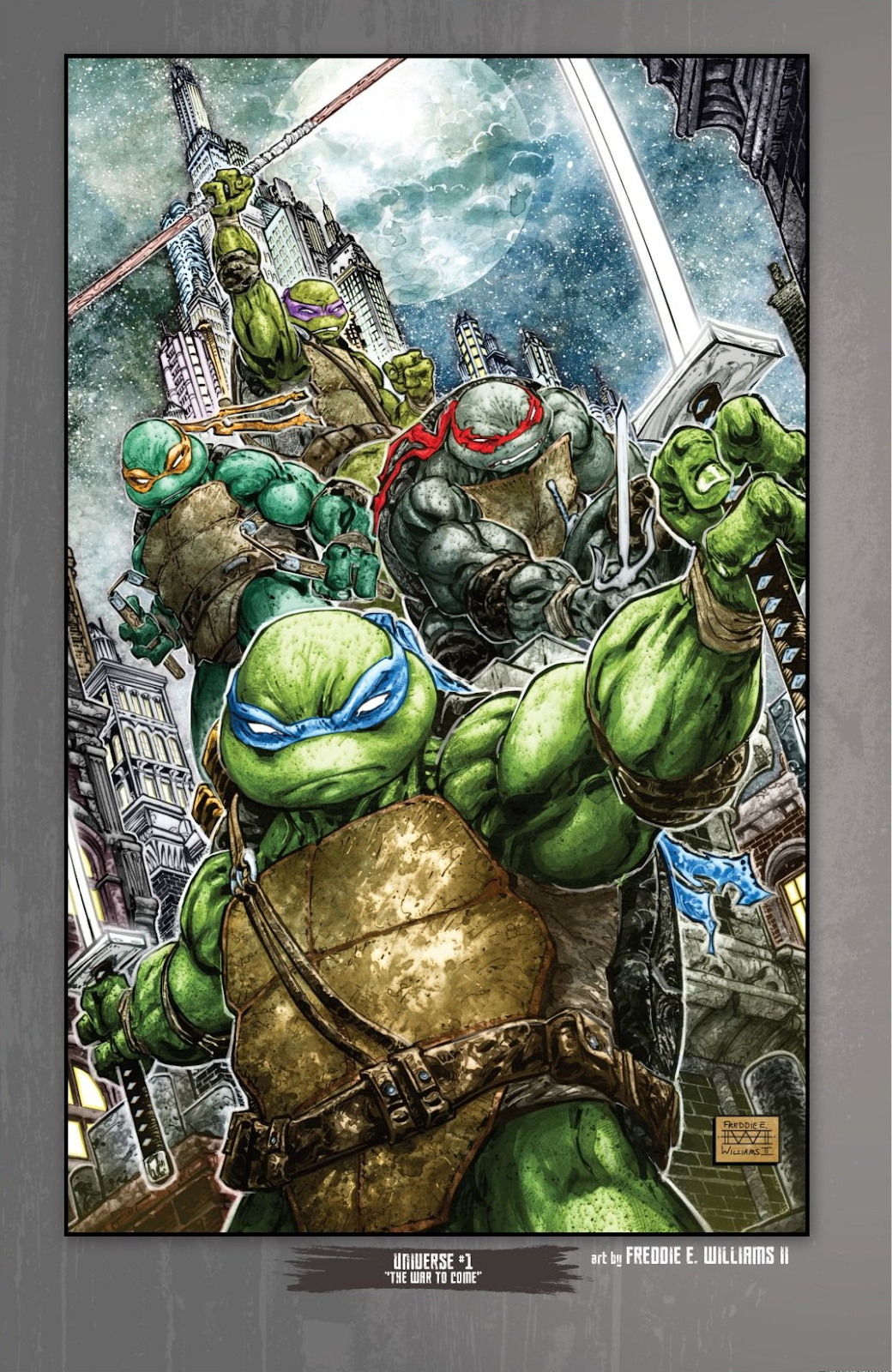 Read online Teenage Mutant Ninja Turtles: The IDW Collection comic -  Issue # TPB 8 (Part 2) - 15