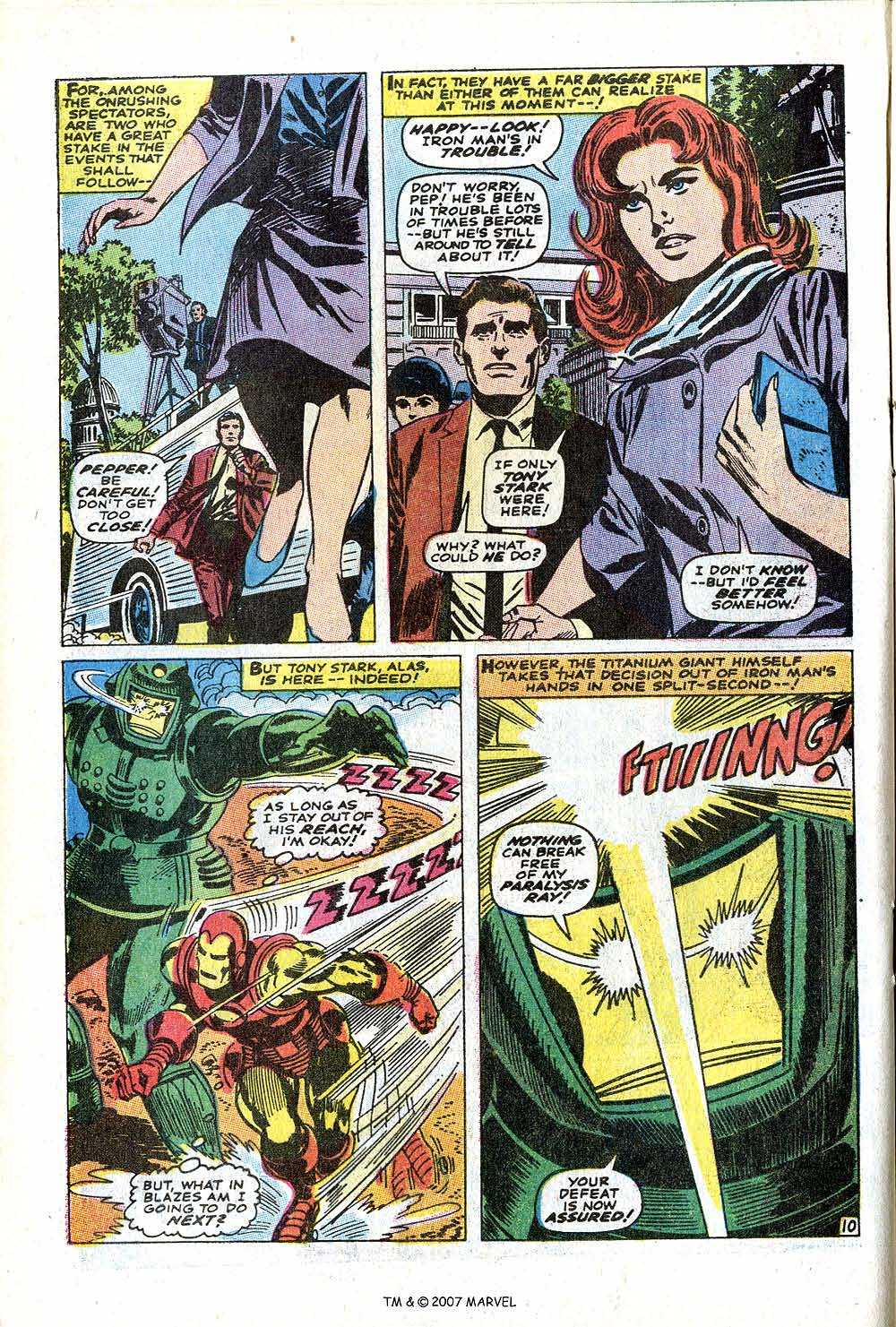 Iron Man Annual issue 2 - Page 44