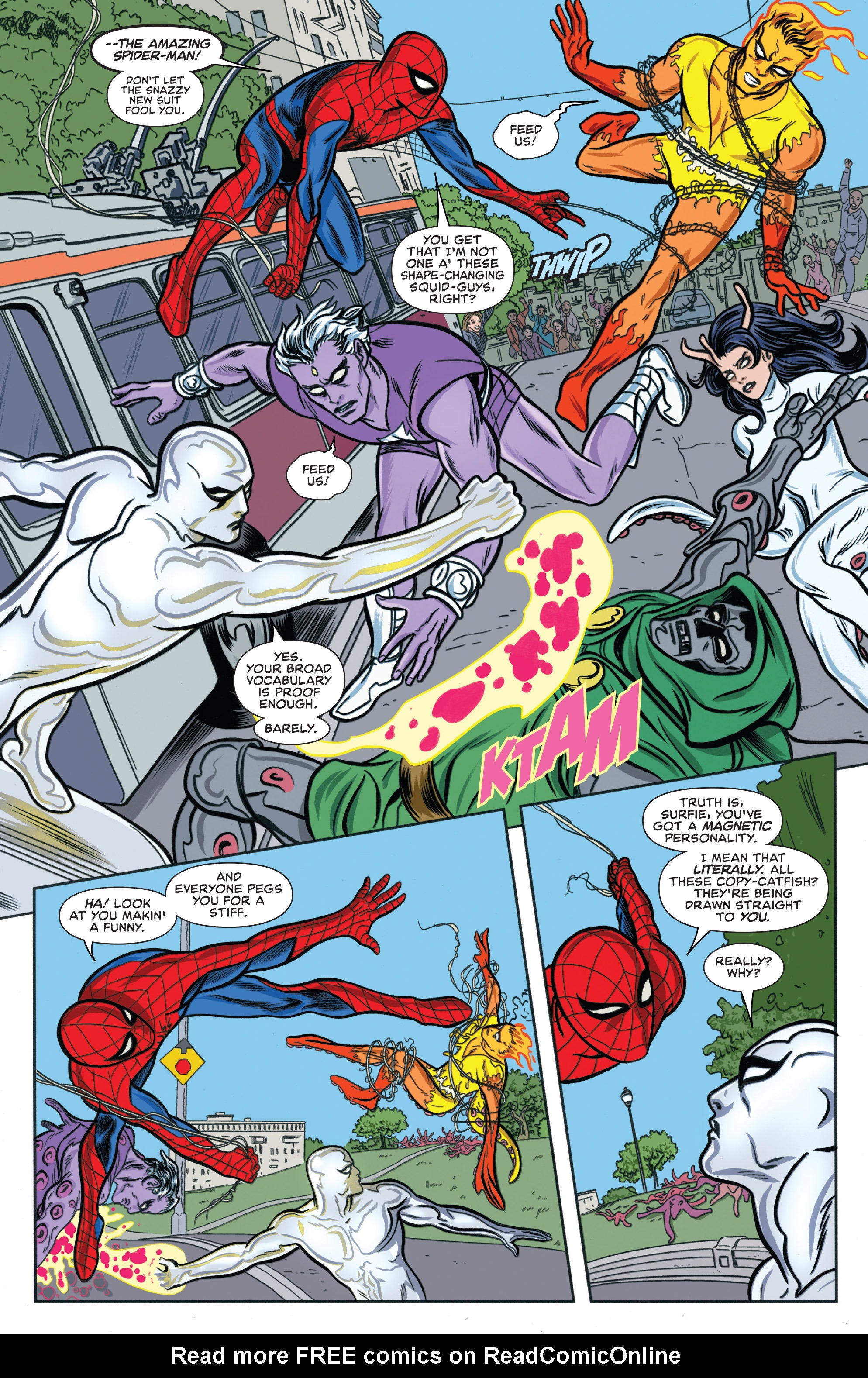 Read online Silver Surfer (2016) comic -  Issue #6 - 13