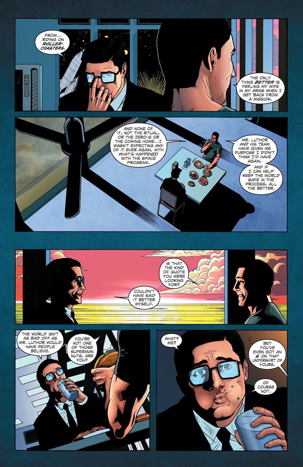 Read online Smallville Season 11 [II] comic -  Issue # TPB 1 - 53