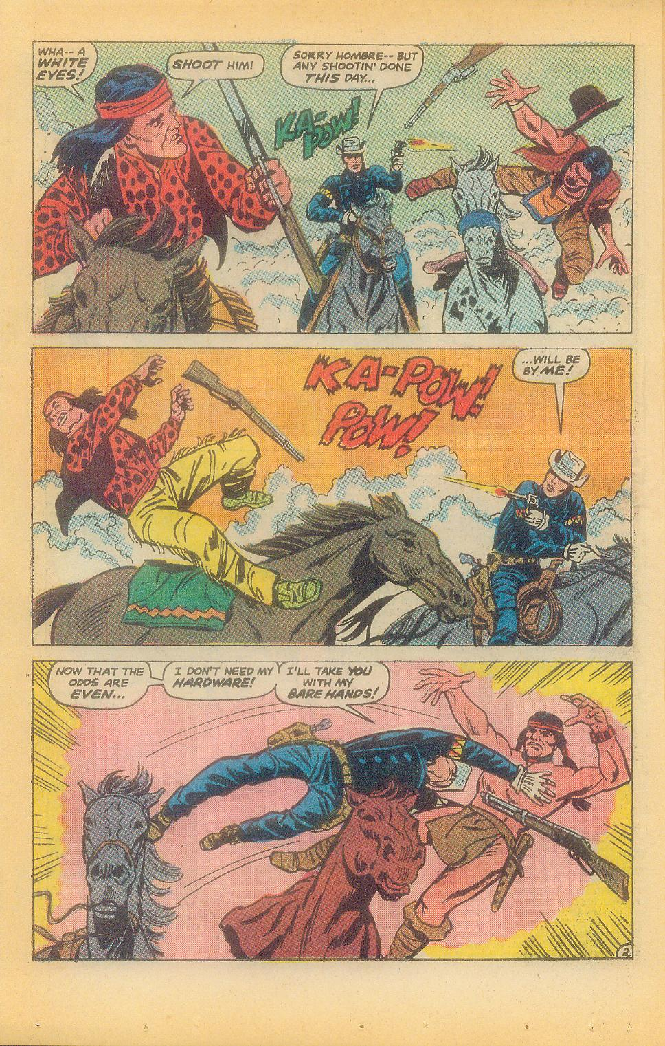 The Rawhide Kid (1955) issue 92 - Page 4