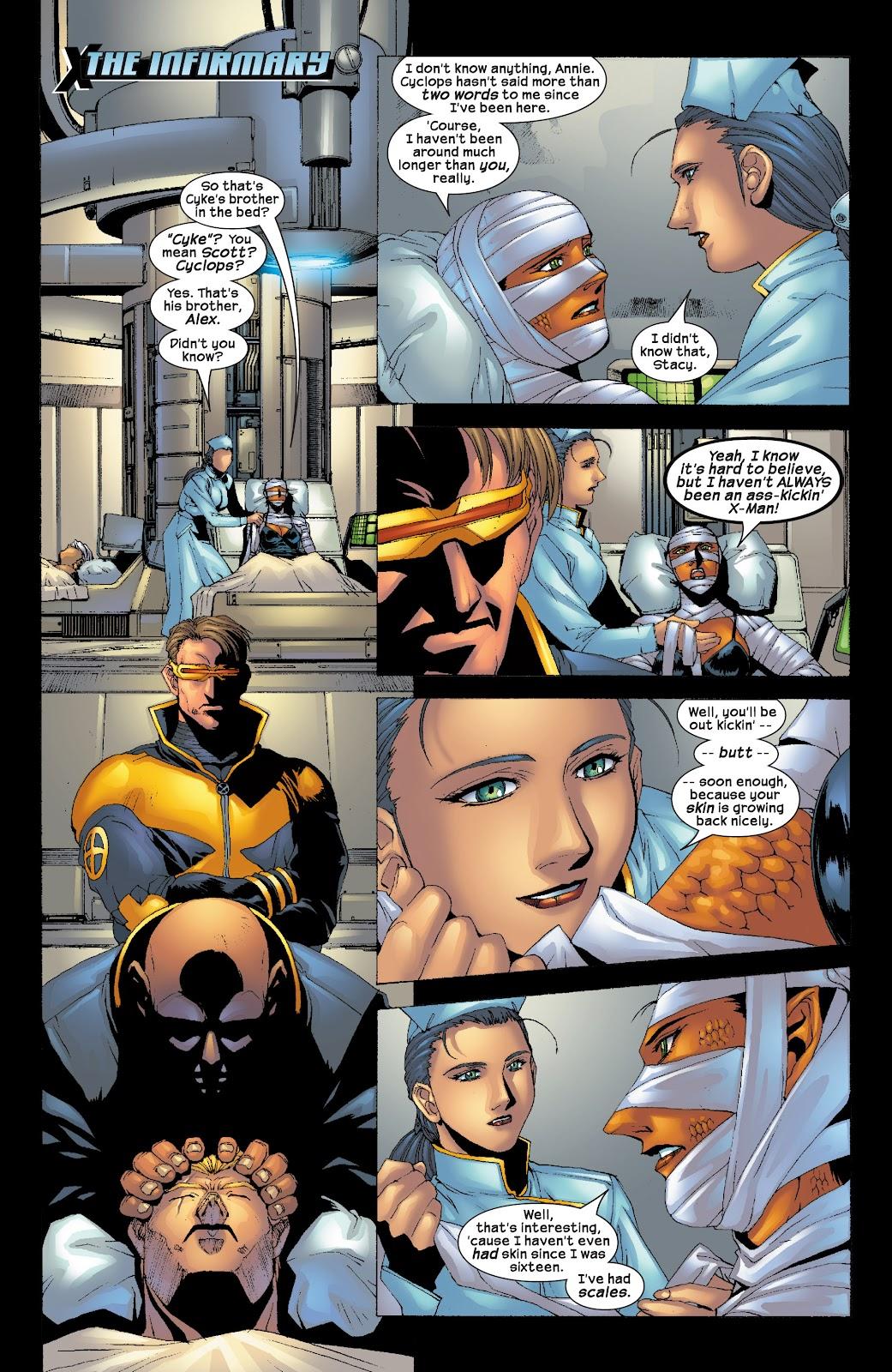 Uncanny X-Men (1963) issue 416 - Page 9