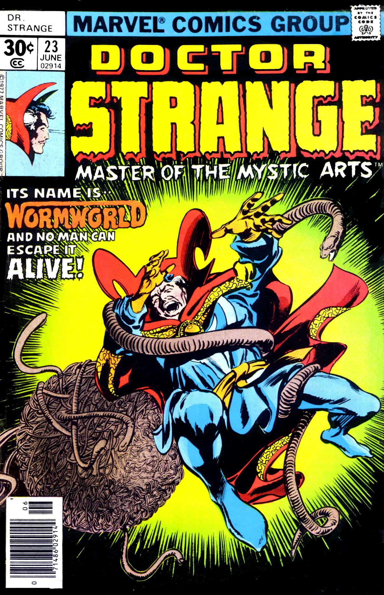 Doctor Strange (1974) 23 Page 1