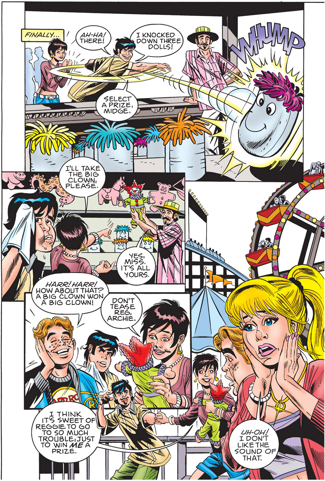 Read online Archie's New Look Series comic -  Issue #3 - 20