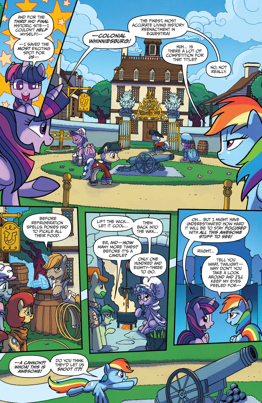 Read online My Little Pony: Friendship is Magic comic -  Issue #52 - 14