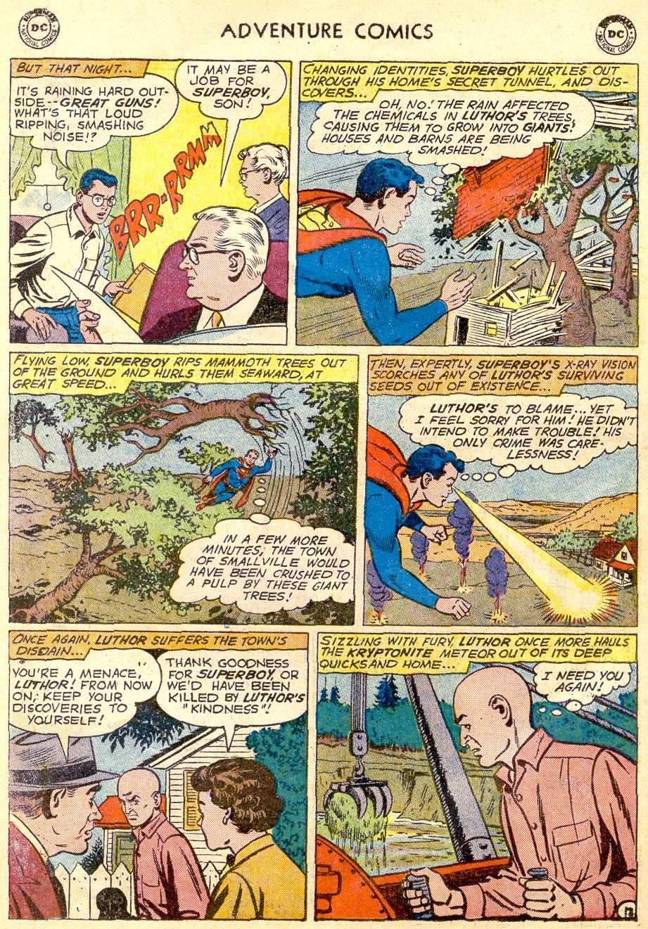 Read online Adventure Comics (1938) comic -  Issue #271 - 14
