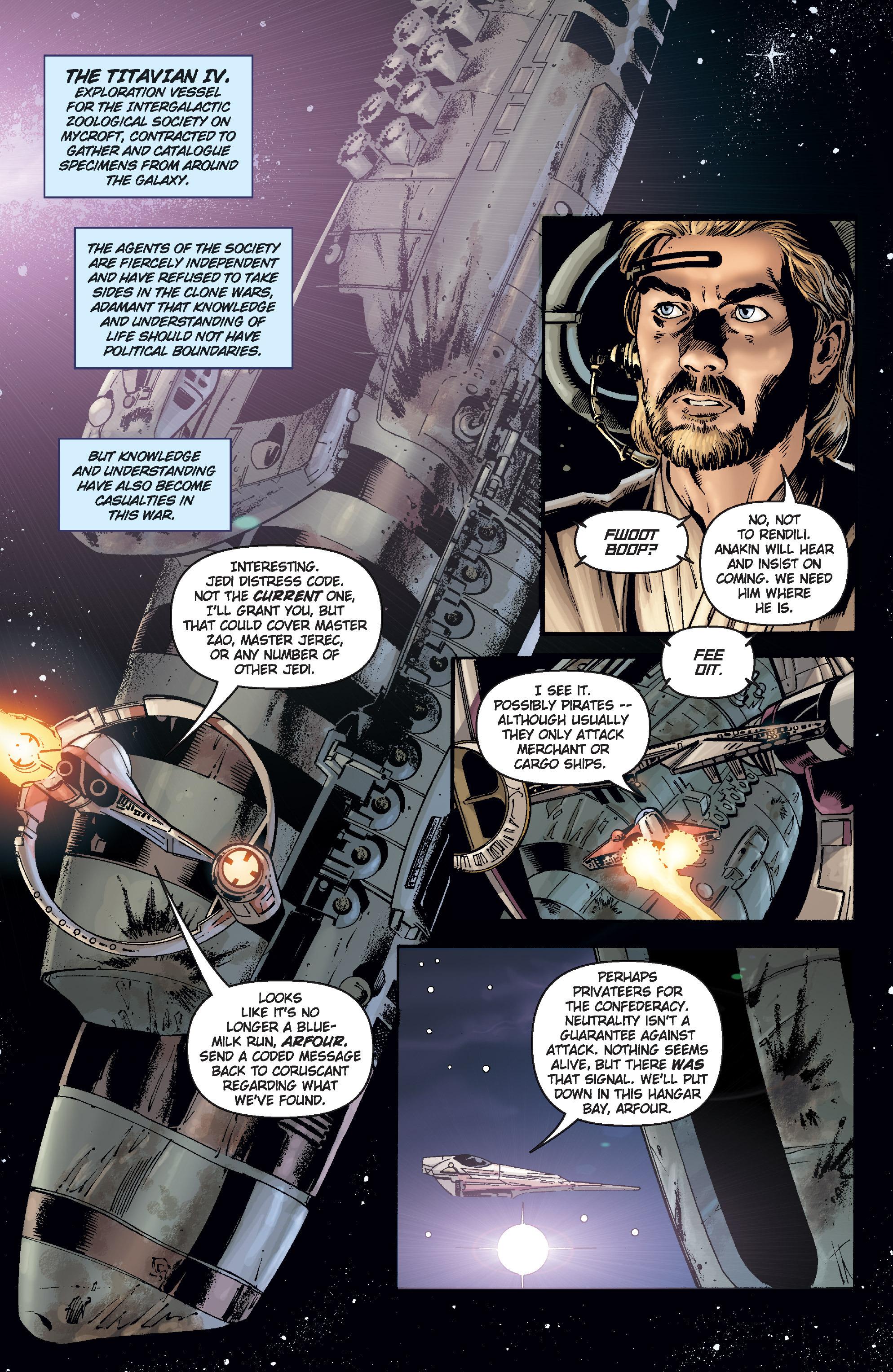 Read online Star Wars Omnibus comic -  Issue # Vol. 26 - 8