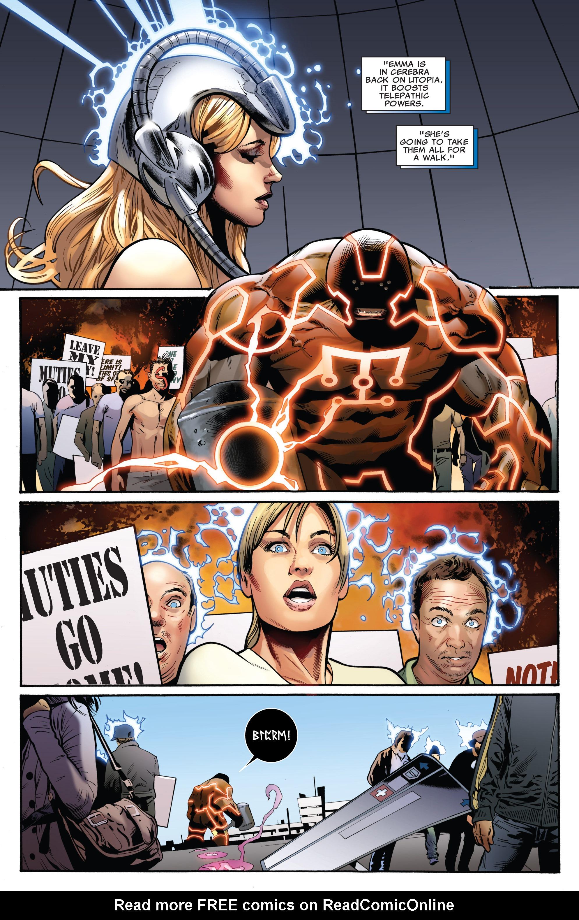 Read online Uncanny X-Men (1963) comic -  Issue #541 - 6