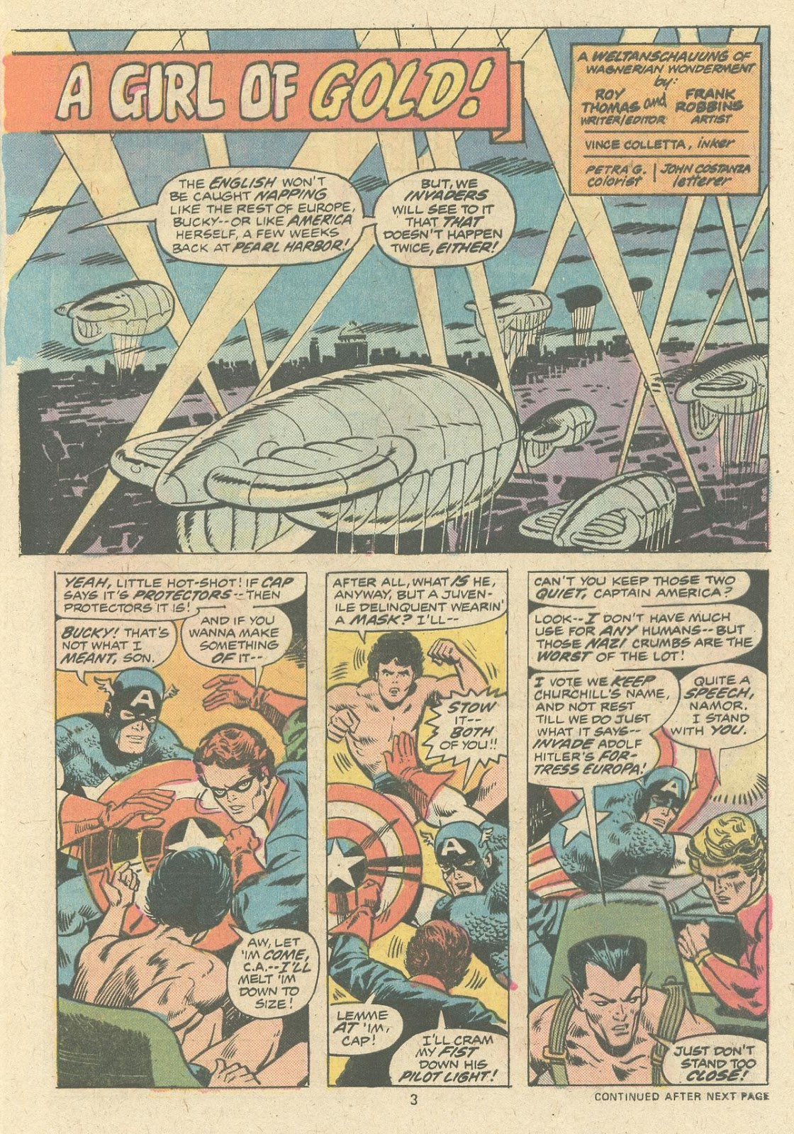 The Invaders (1975) issue 1 - Page 5