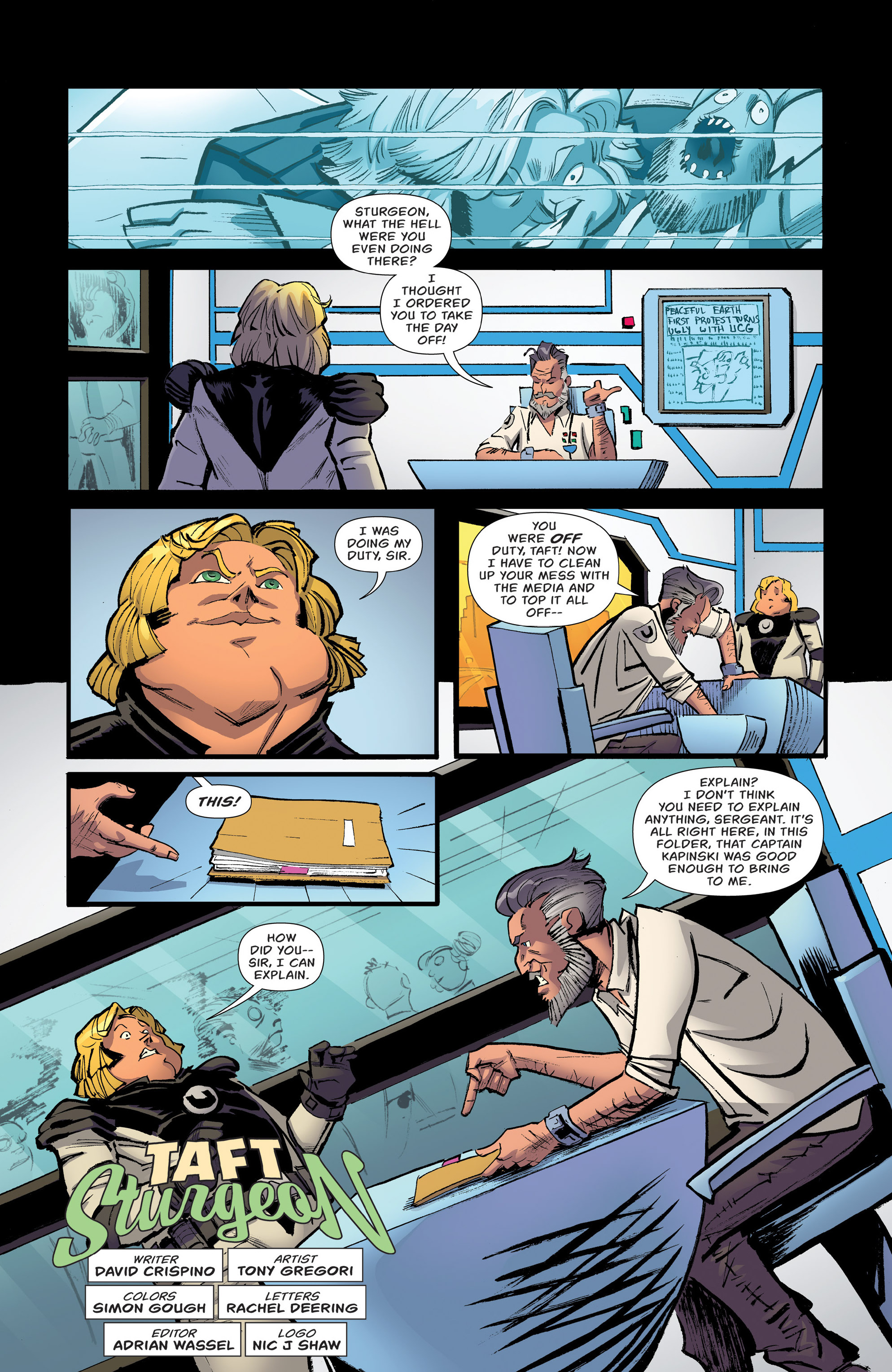 Read online Shutter comic -  Issue #26 - 24