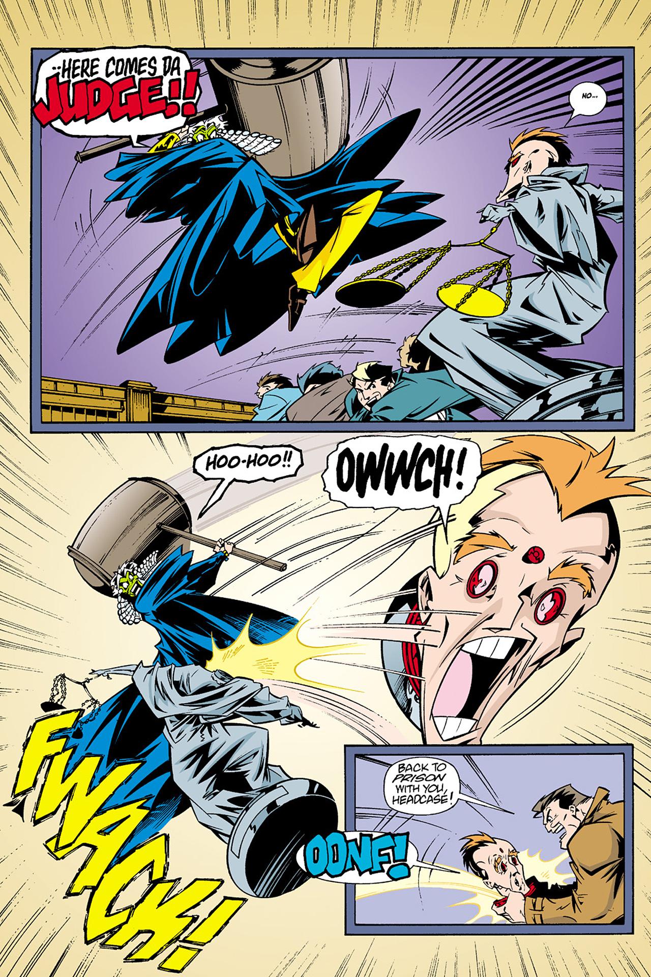 Read online Adventures Of The Mask Omnibus comic -  Issue #Adventures Of The Mask Omnibus Full - 348