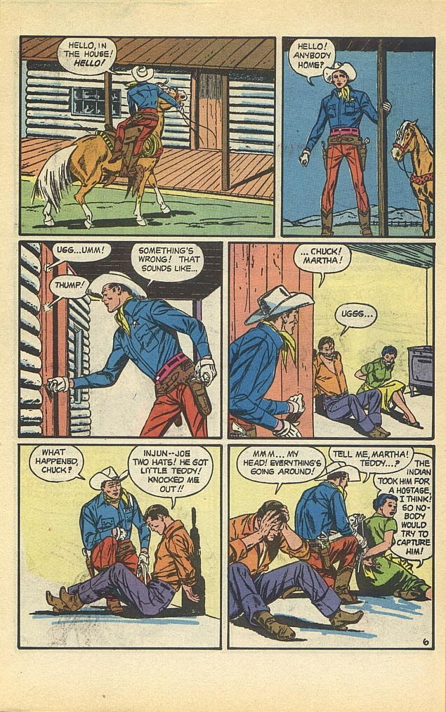 Read online Roy Rogers comic -  Issue #1 - 39