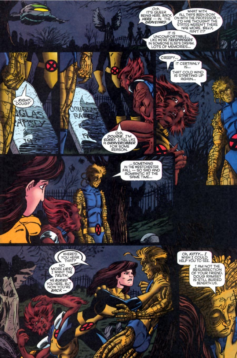Excalibur (1988) issue 104 - Page 21