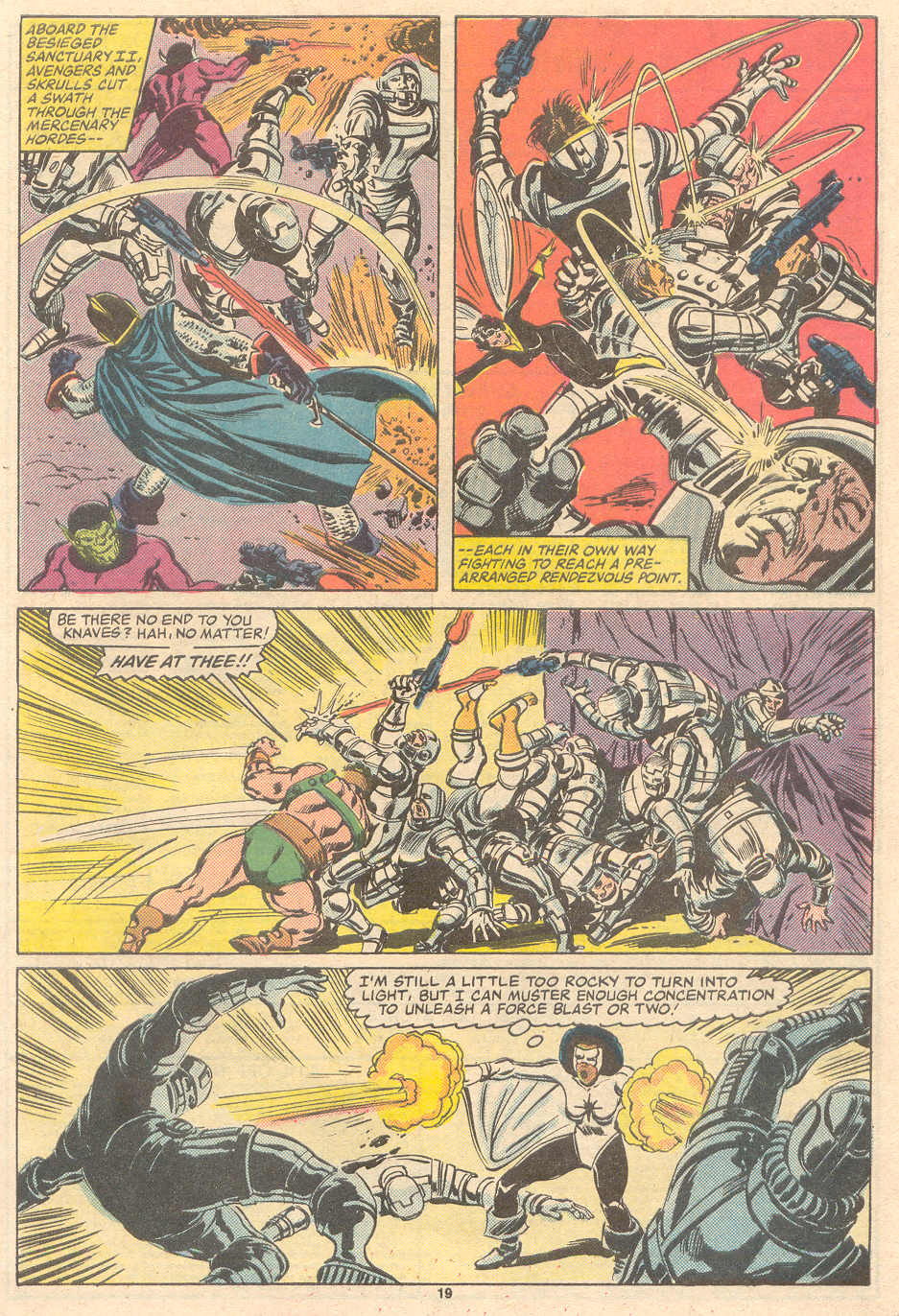 The Avengers (1963) 260 Page 19
