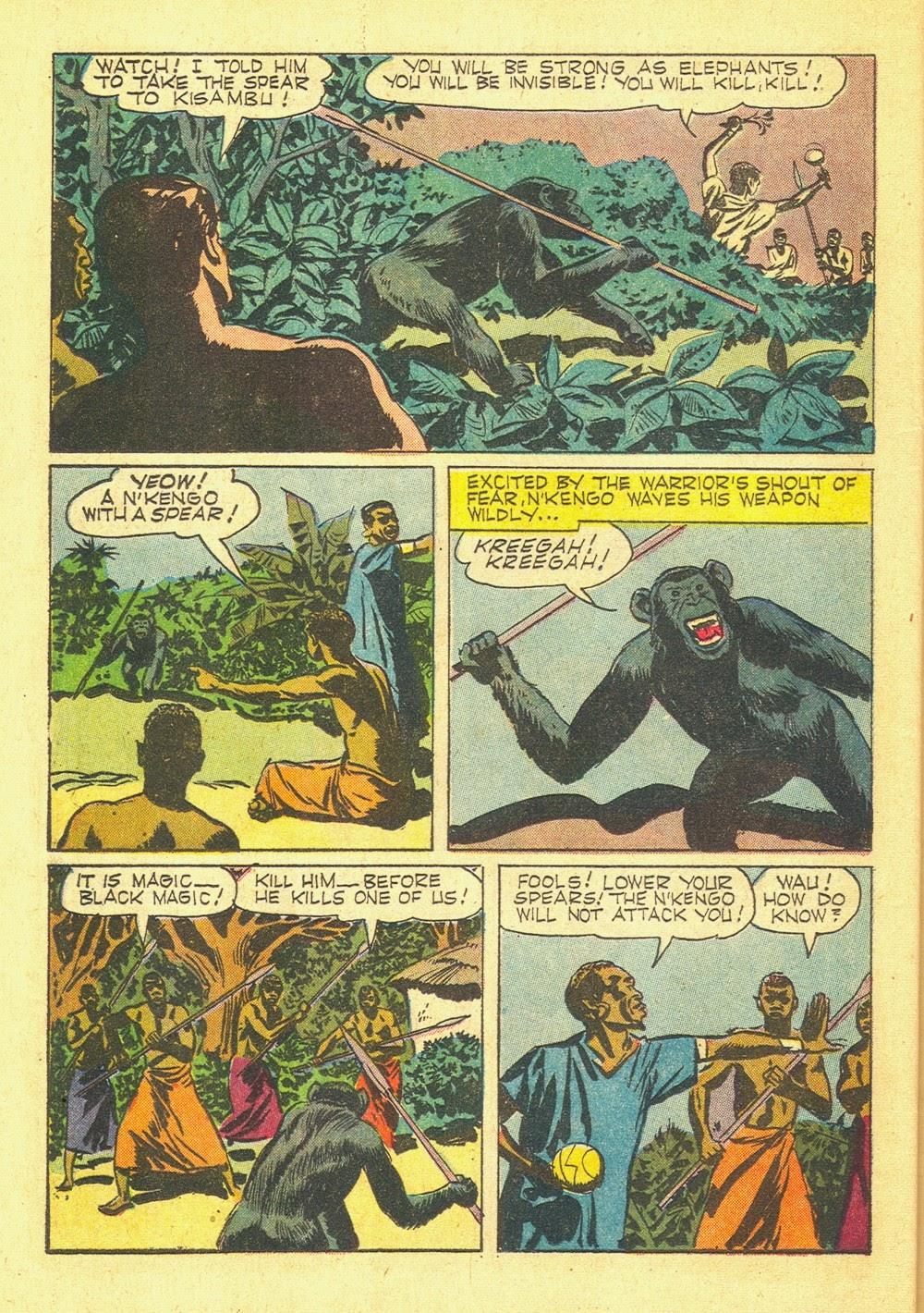 Tarzan (1948) issue 125 - Page 12