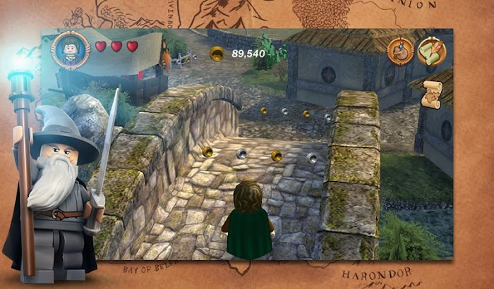 LEGO® The Lord of the Rings™ v1.05.1.440 APK Full
