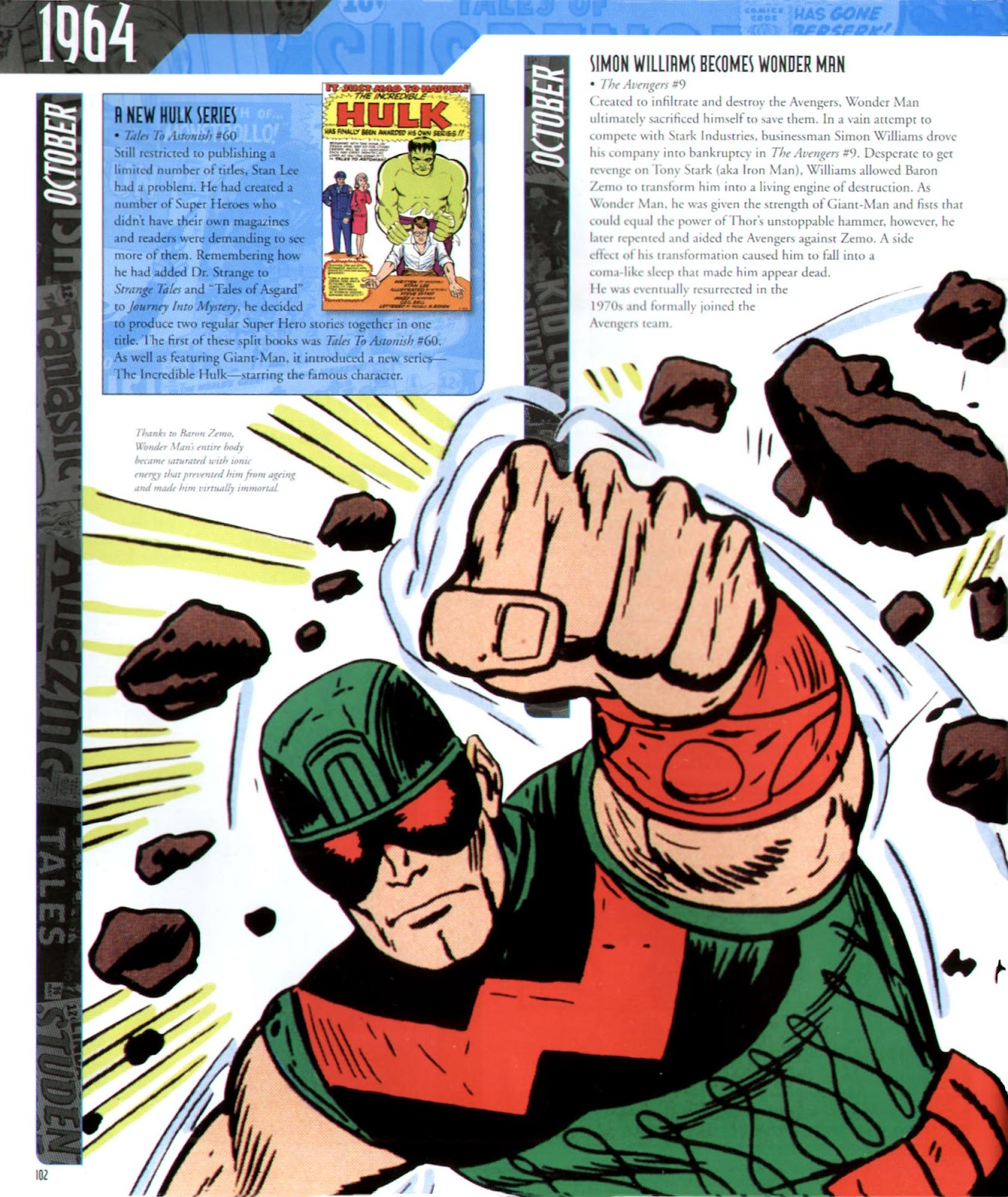 Read online Marvel Chronicle comic -  Issue # TPB (Part 2) - 3