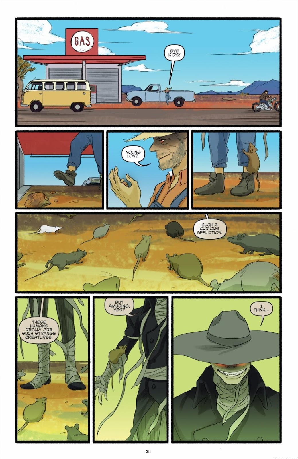 Read online Teenage Mutant Ninja Turtles: The IDW Collection comic -  Issue # TPB 6 (Part 4) - 1