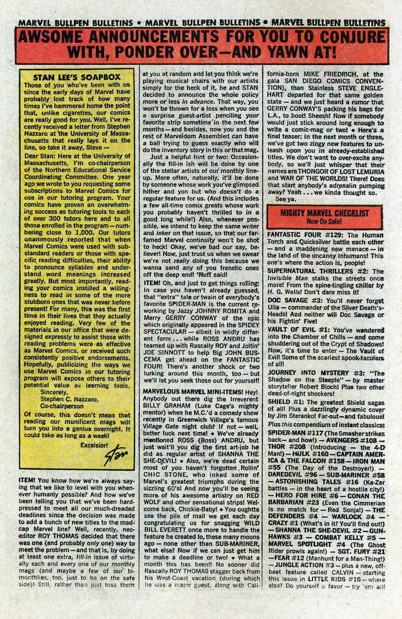 Uncanny X-Men (1963) 80 Page 9